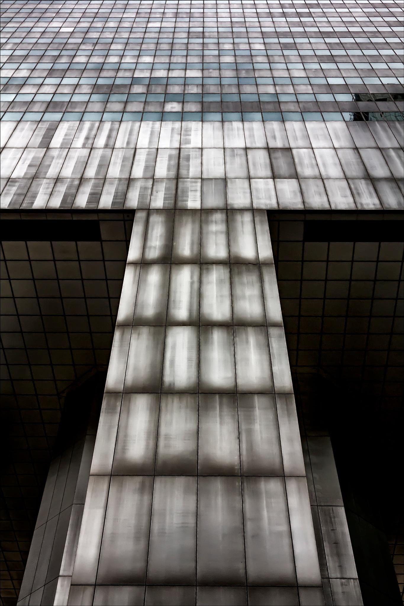 Citicorp Center NYC by robertullmann