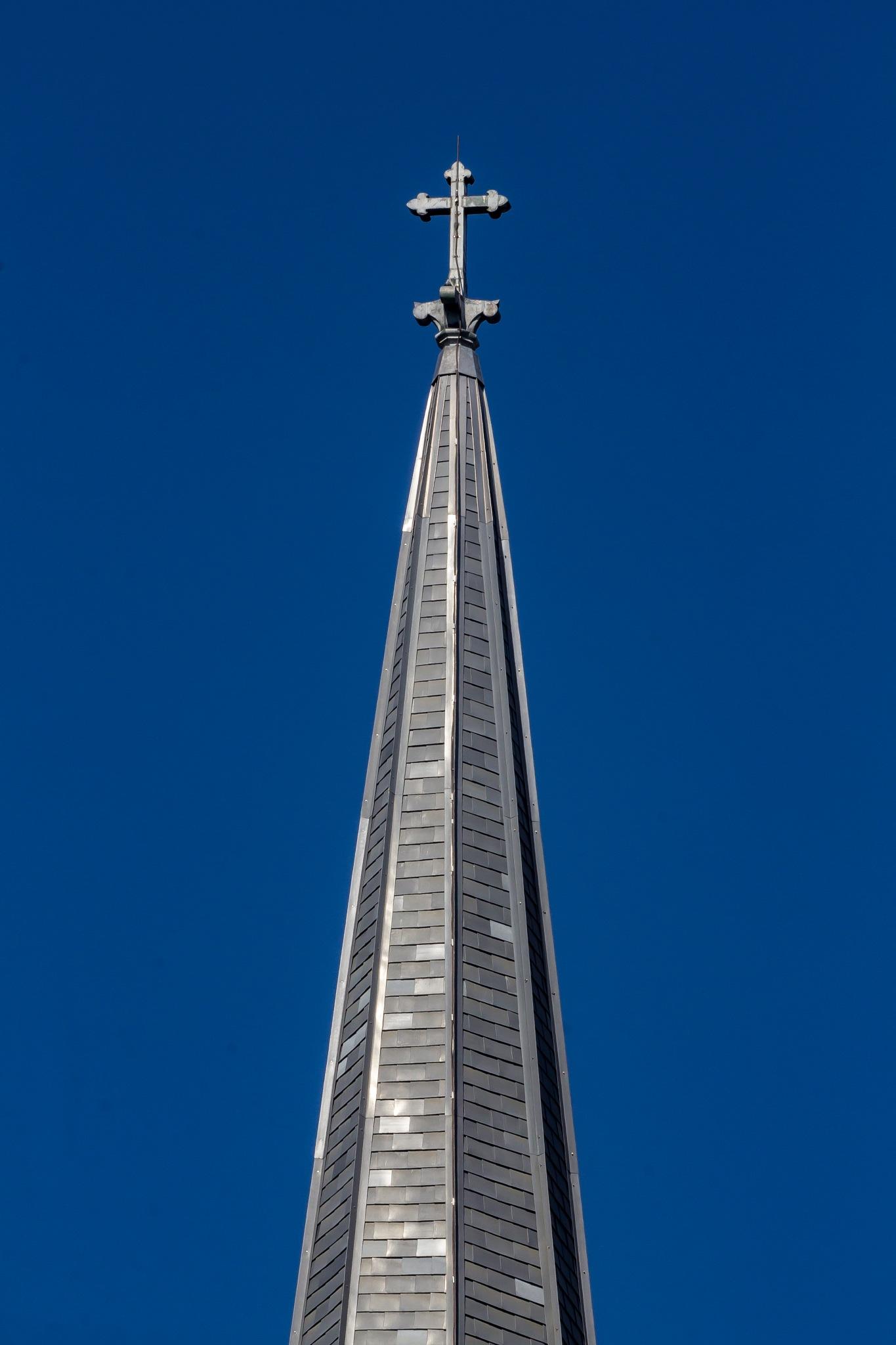 Church Steeple by robertullmann