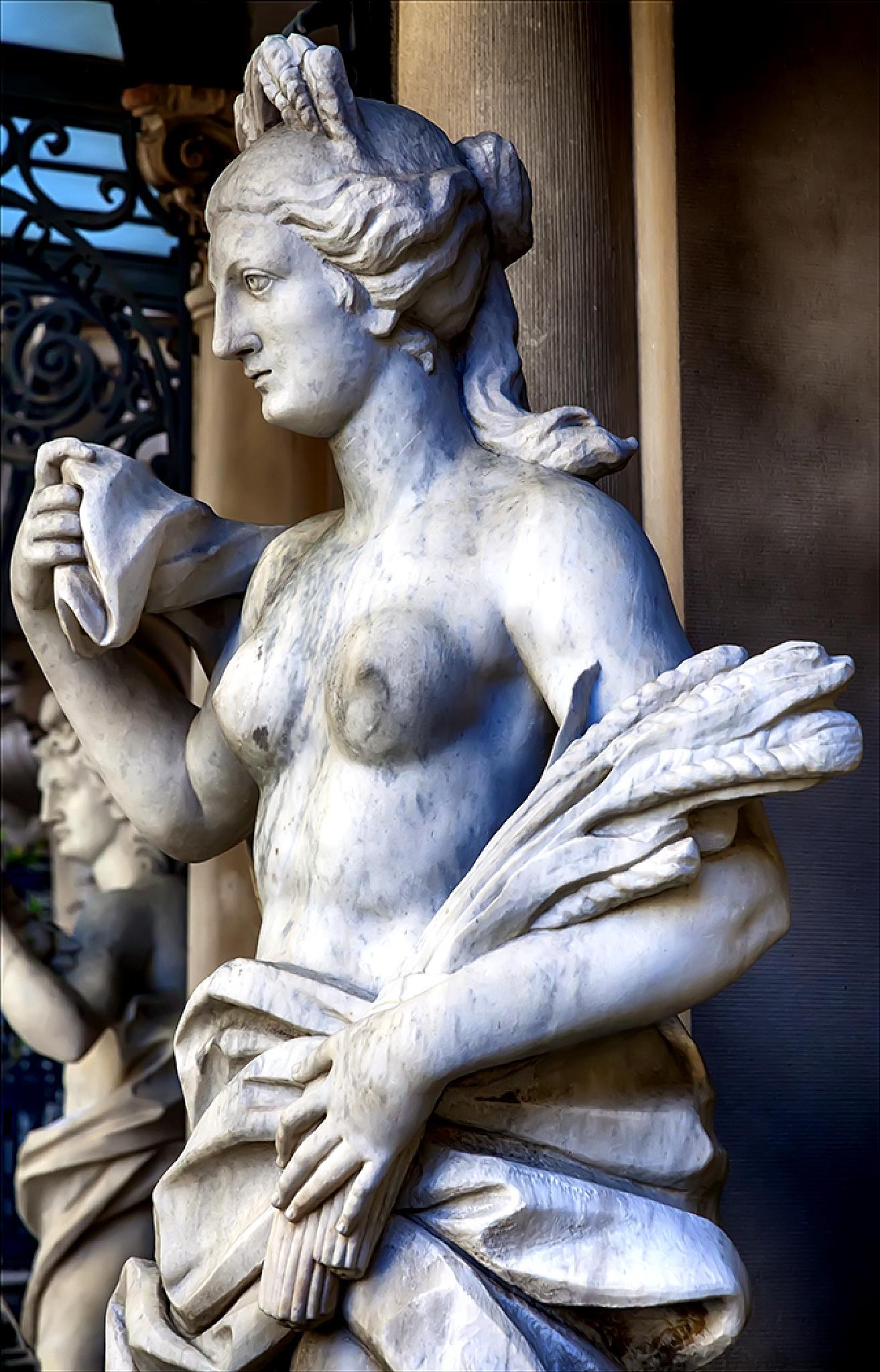Classical Statue by robertullmann