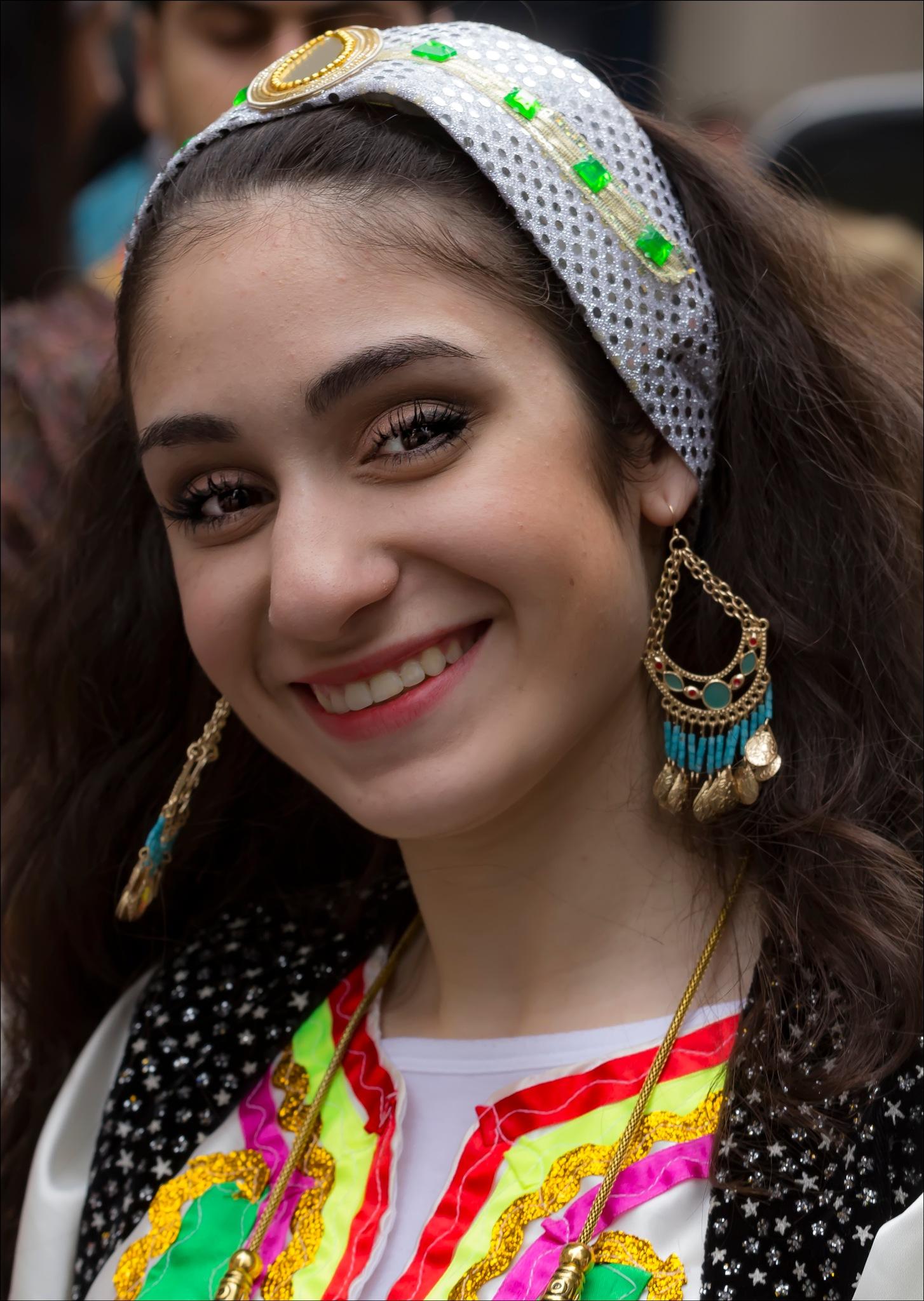 Persian Day Parade NYC 2017 by robertullmann