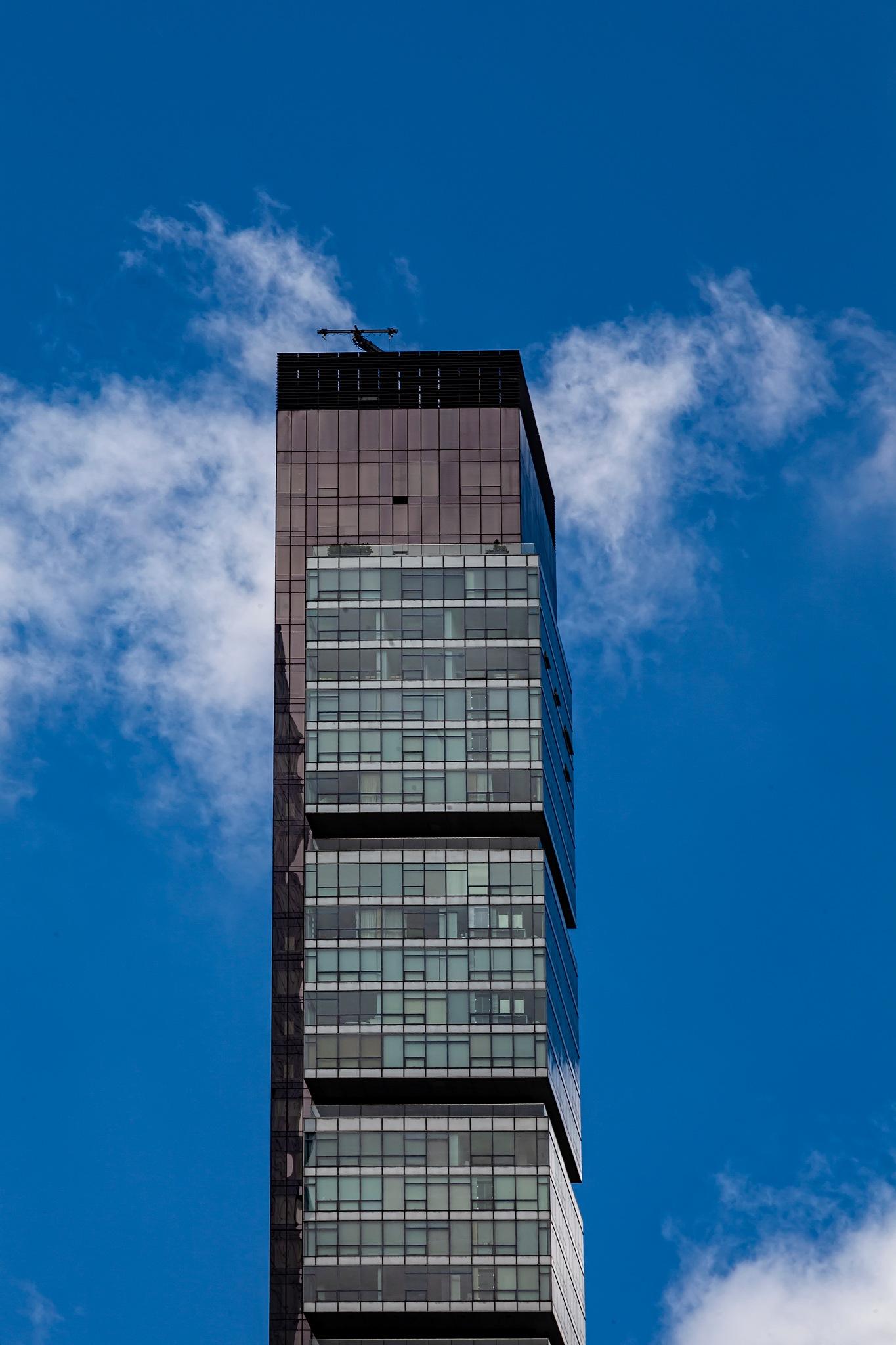 Glass High Rise NYC by robertullmann
