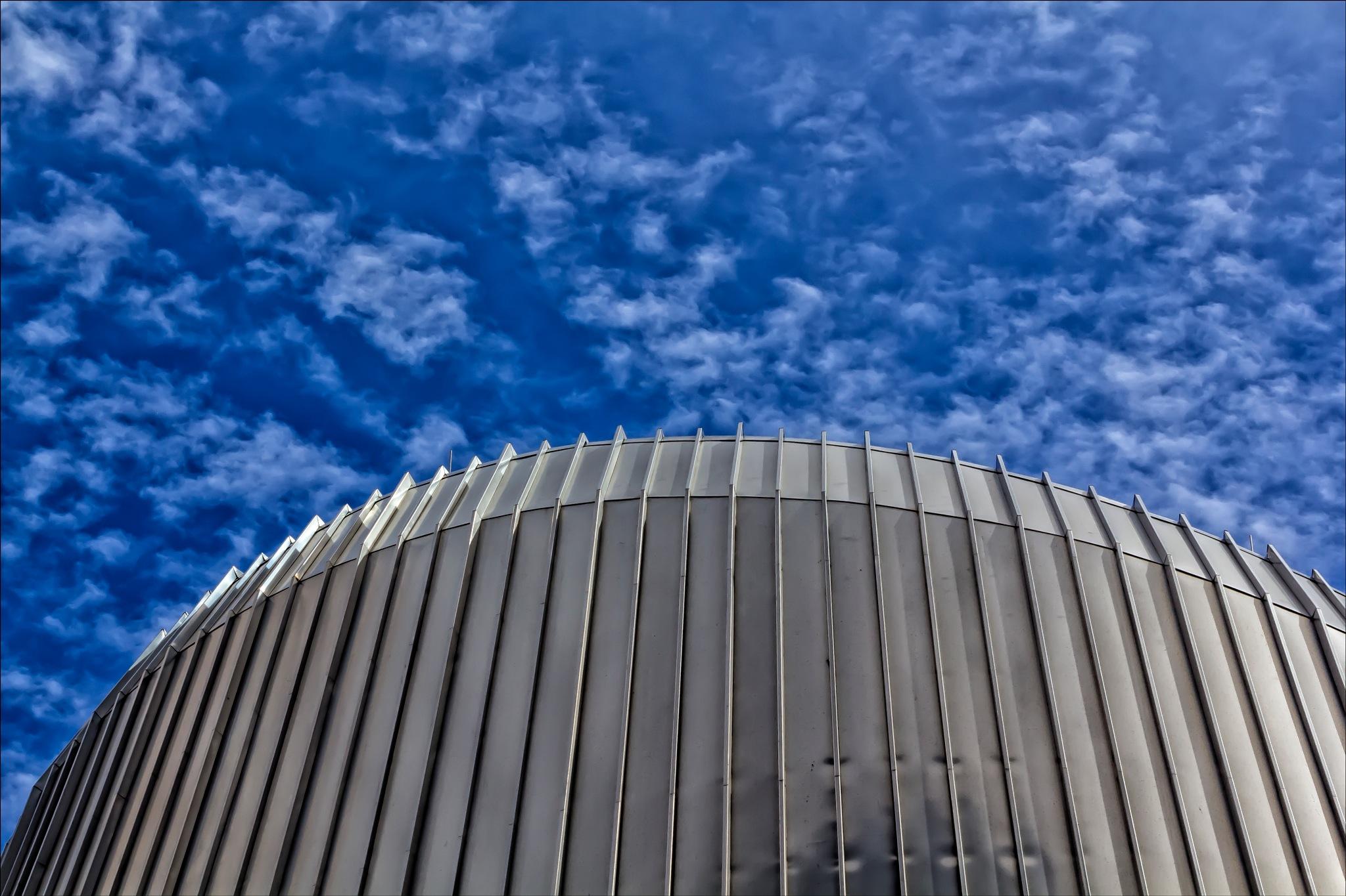 Metal Dome by robertullmann