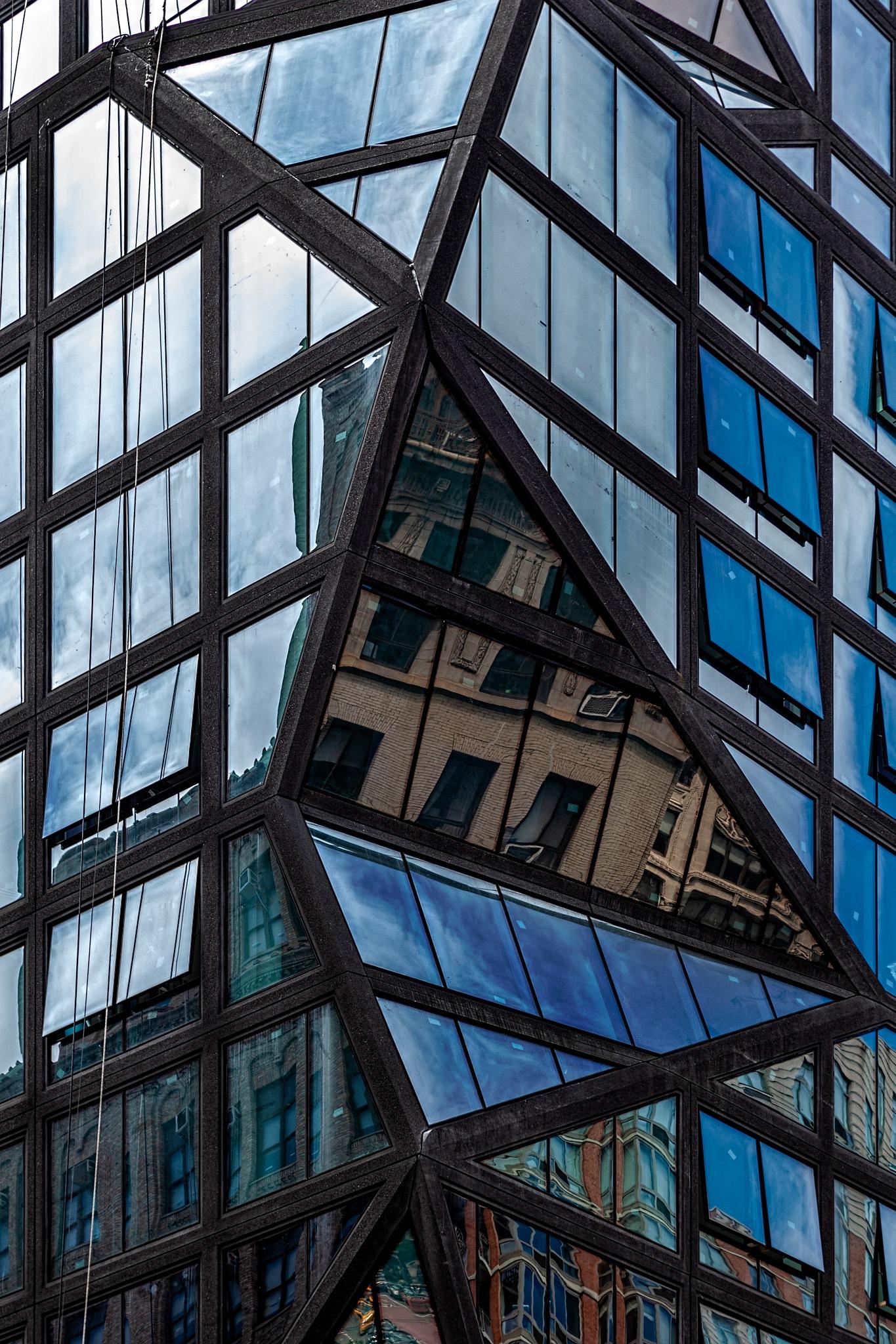 Reflective Architecture by robertullmann
