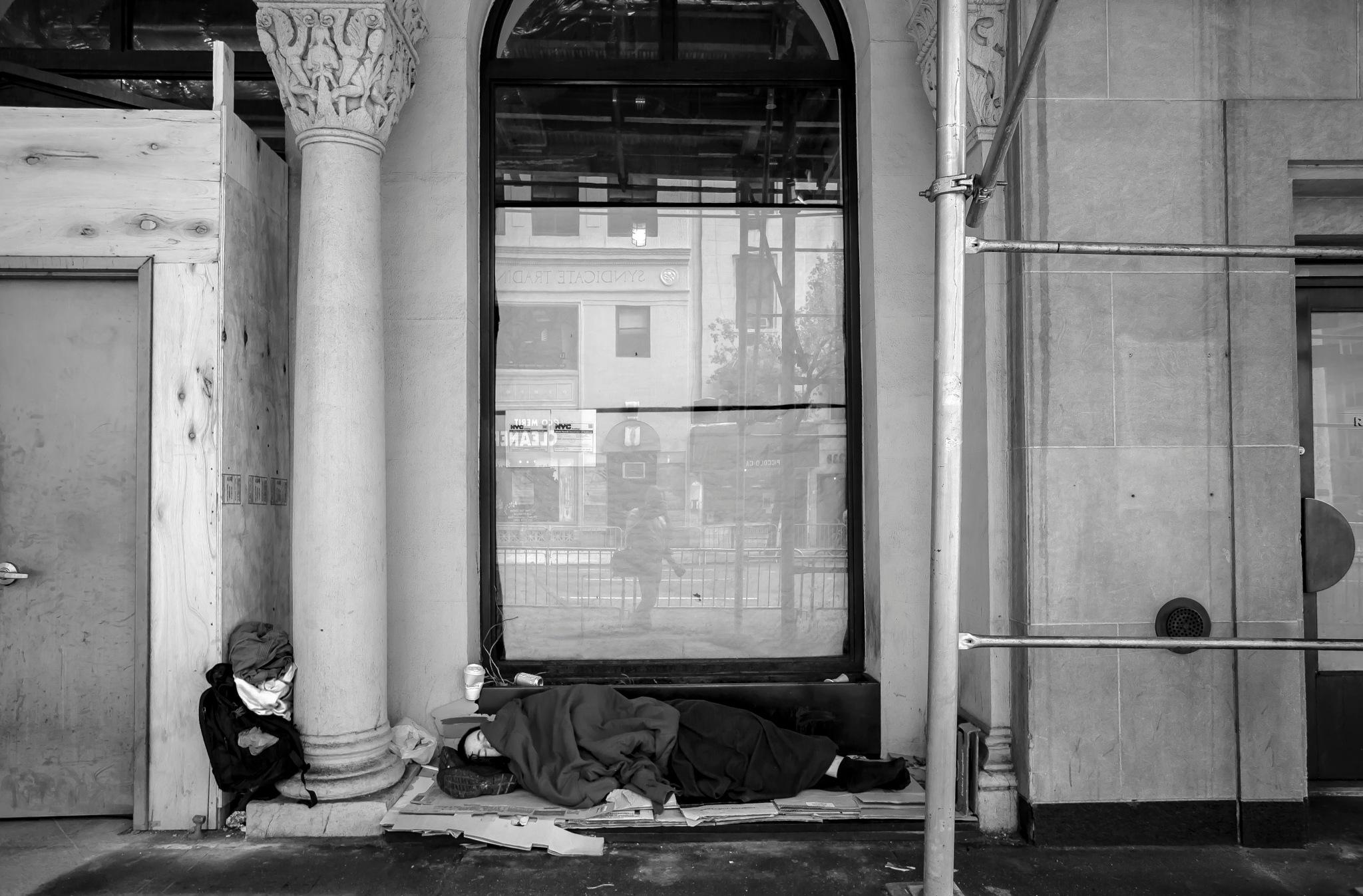 Sleeping Rough by robertullmann