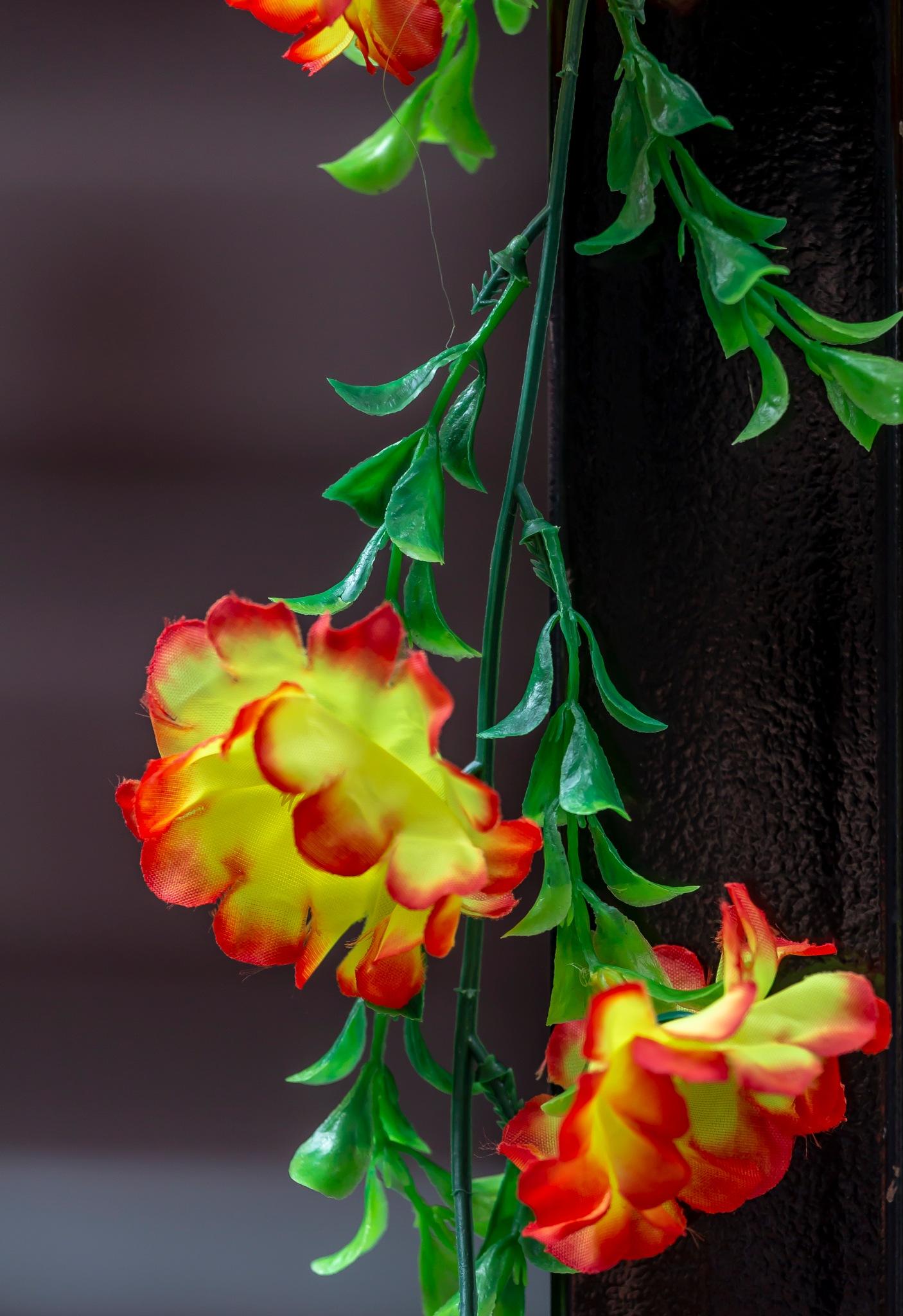 Artificial Flowers by robertullmann