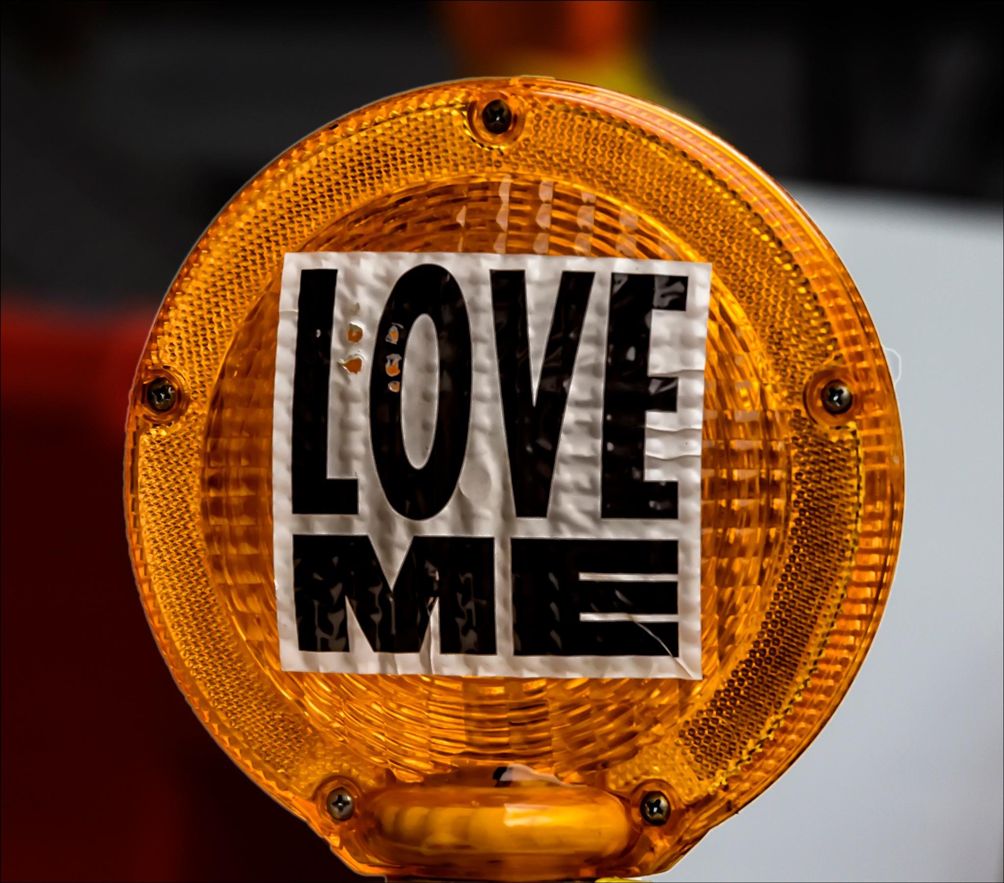 Love Me by robertullmann