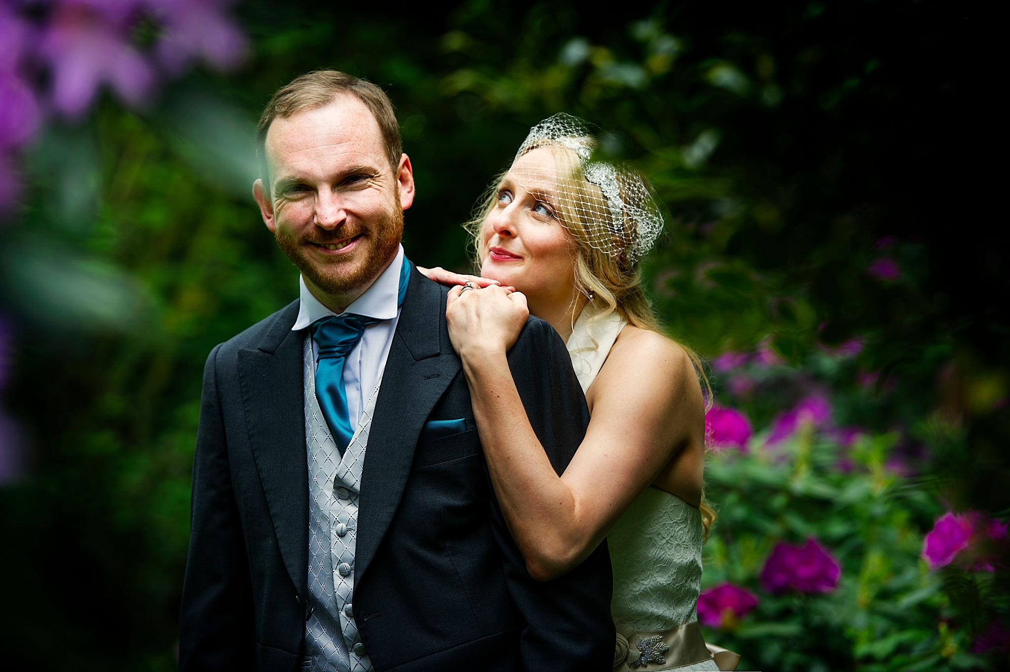 Photo in Wedding #wedding #couple #cute #smile