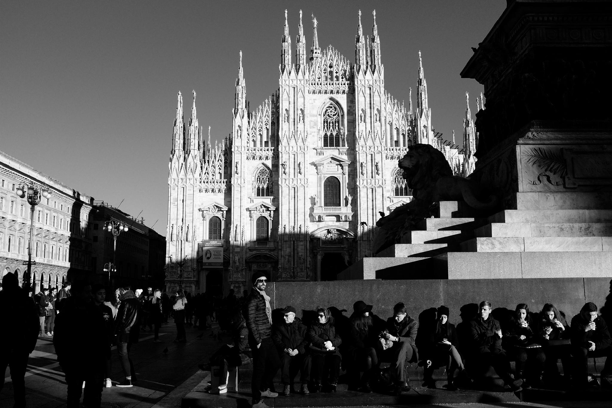 Duomo by Giulio Annibali