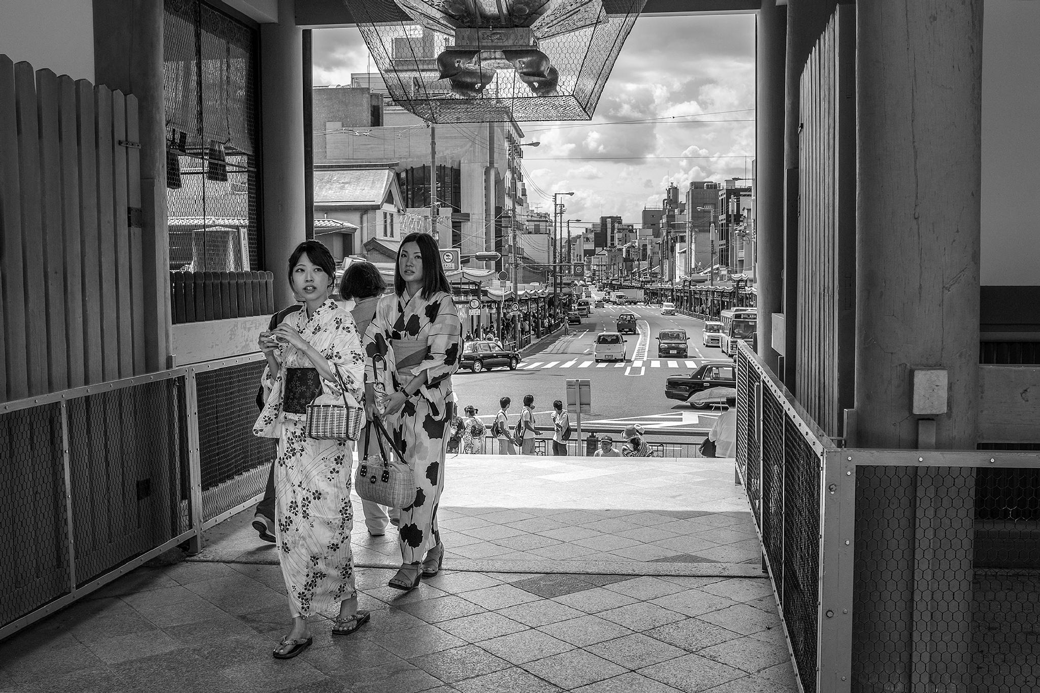 Kyoto by Giulio Annibali