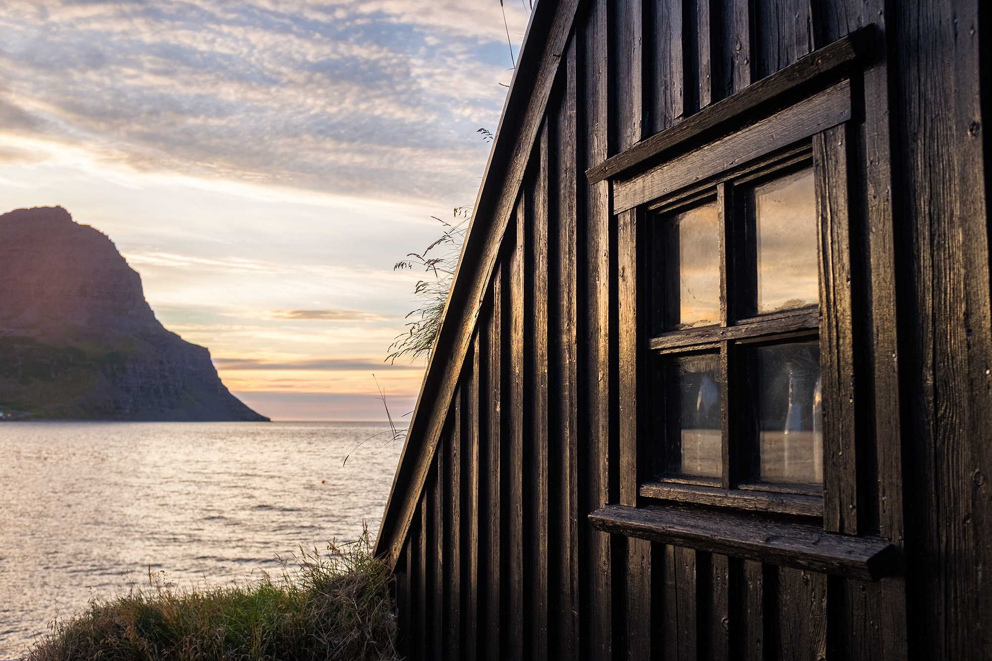 Iceland window by Giulio Annibali