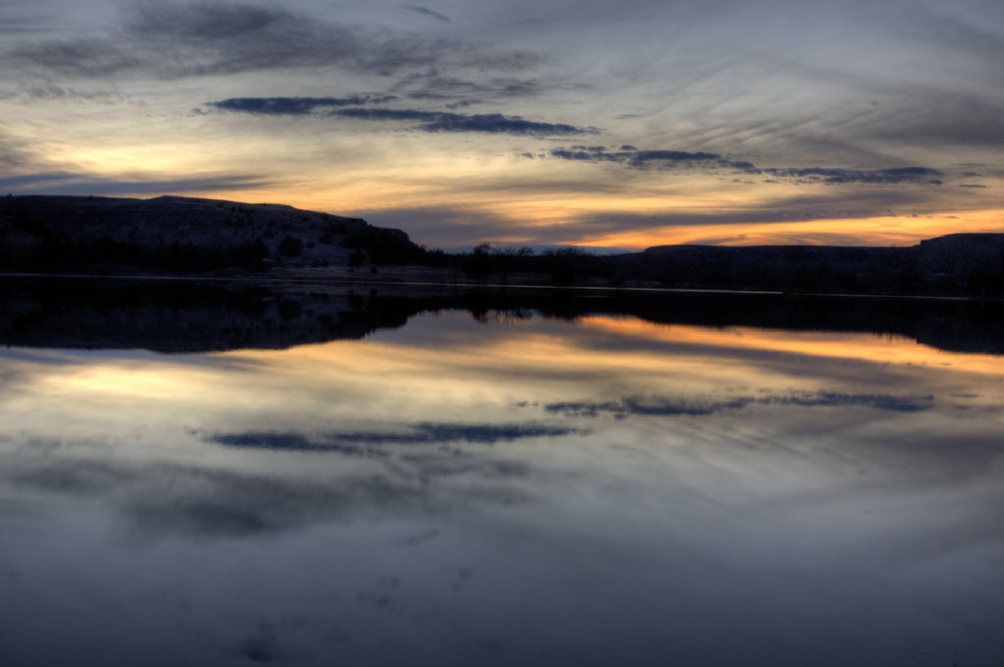 Reflections by Jim Talbert