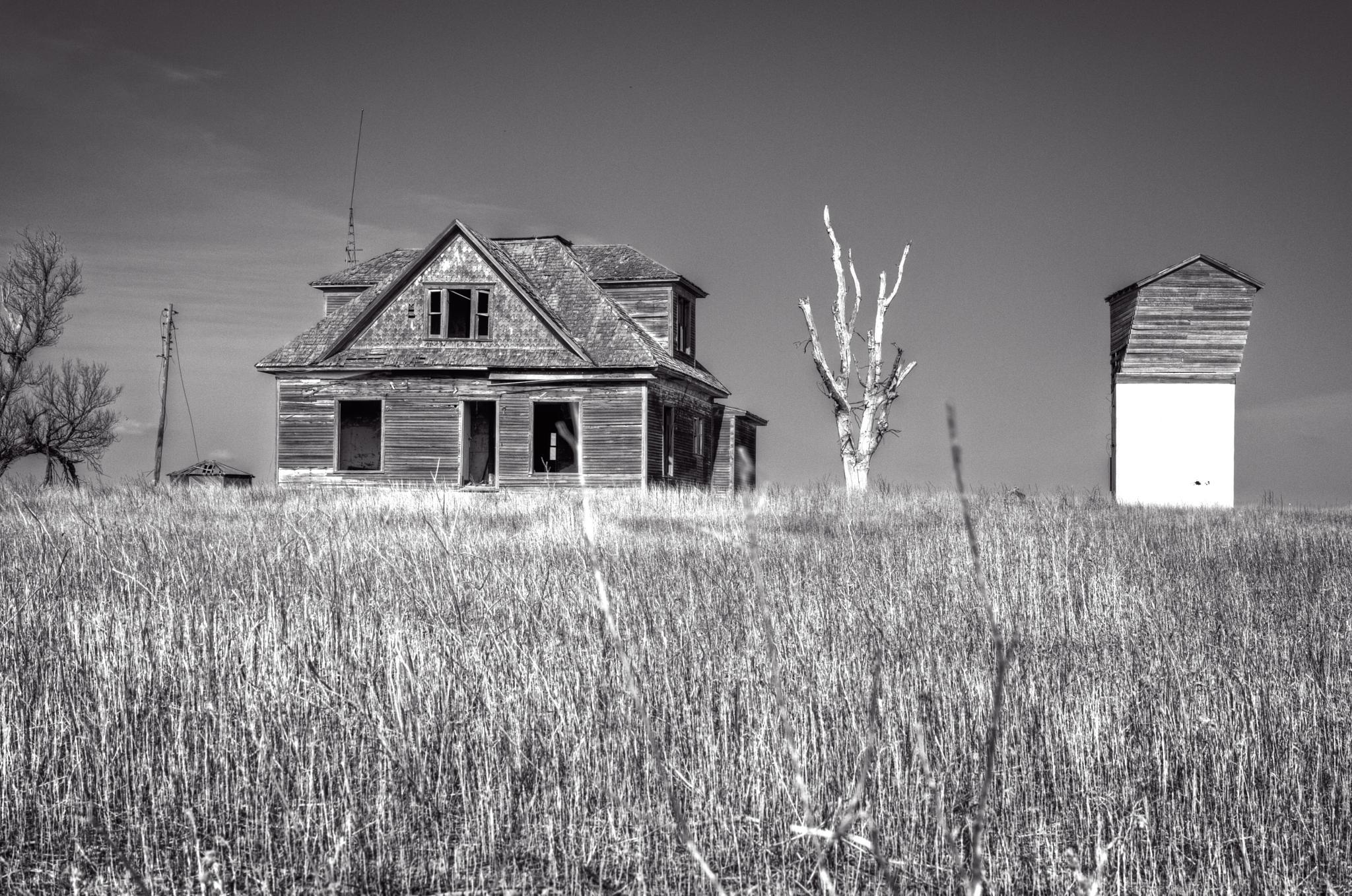 Deserted by Jim Talbert