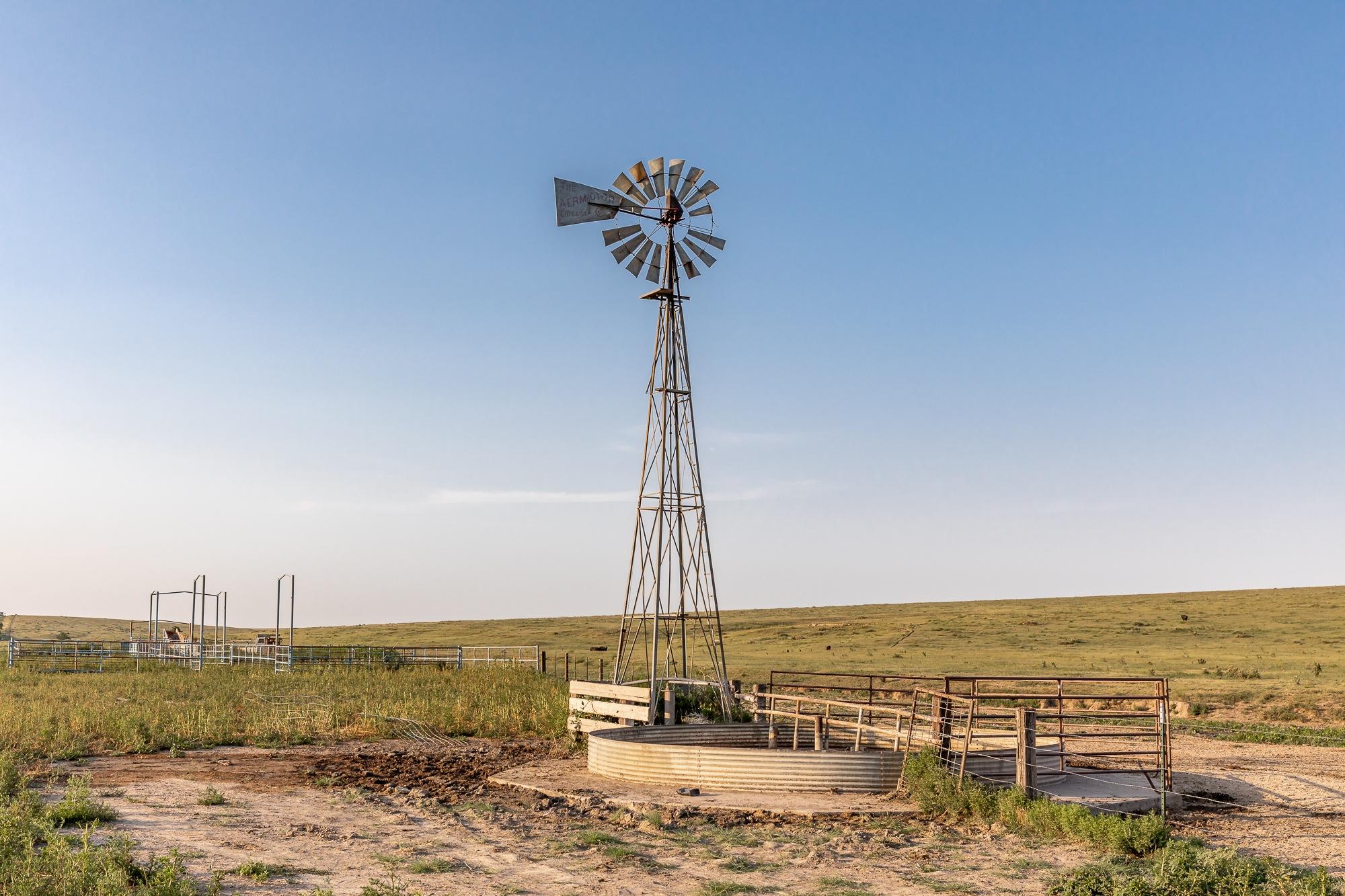 23 Windmill by Jim Talbert