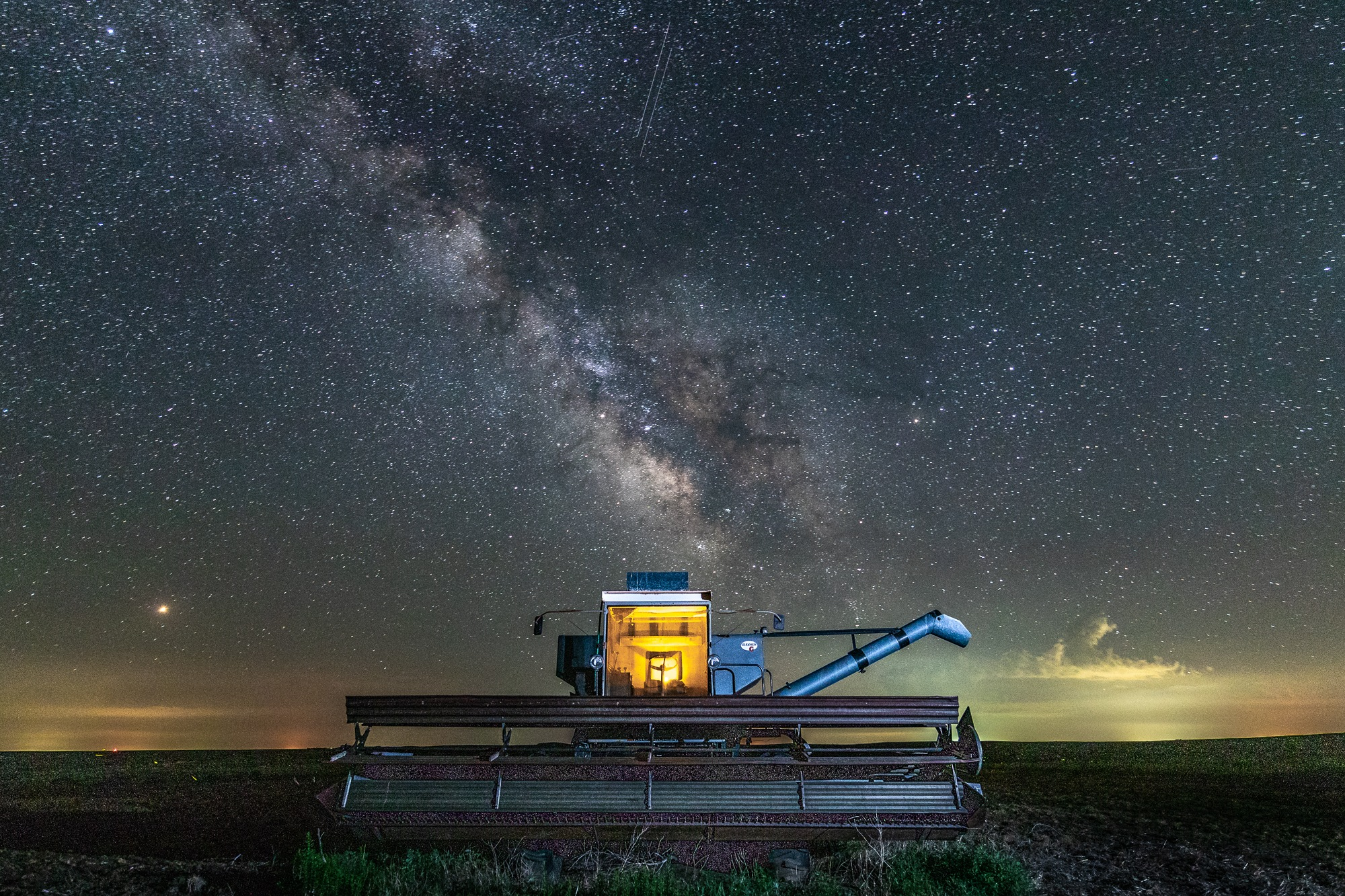 Gleaned Out 2 by Jim Talbert