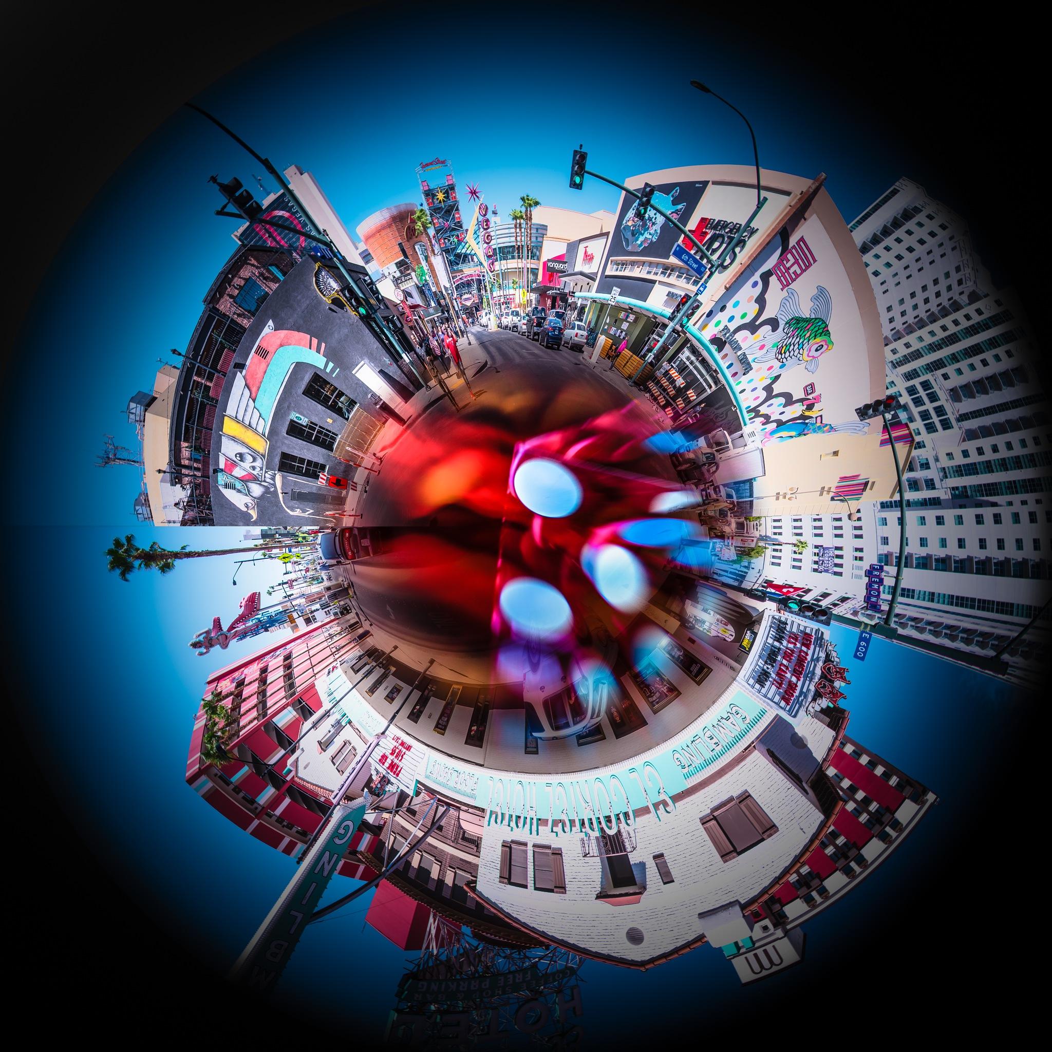 Photo in Random #gaming #gambling #circular #sperical #projection #dice #hotels #casinos #daytime #outdoors #lasvegas