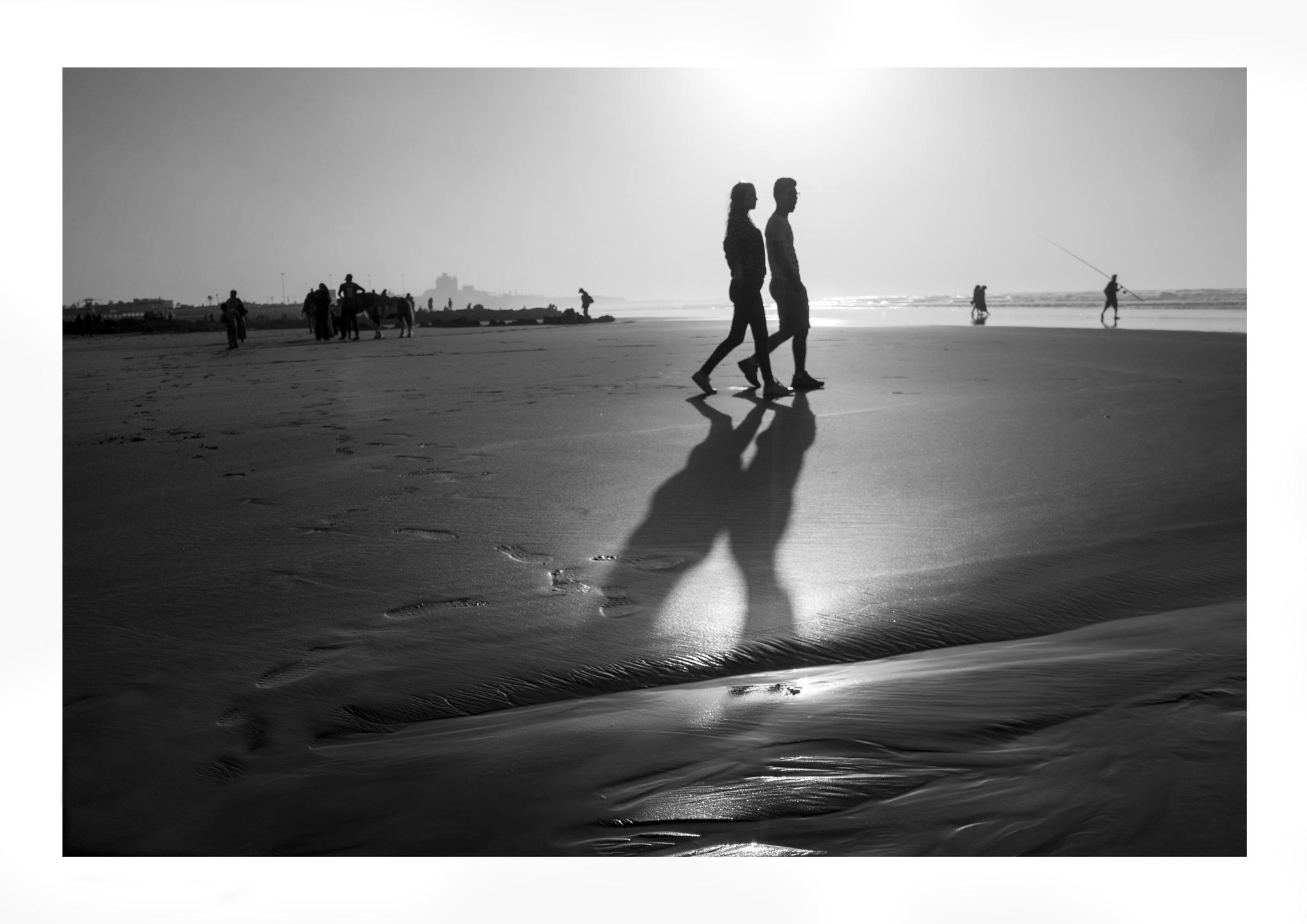 Love in the shadows by Adl Bahmane