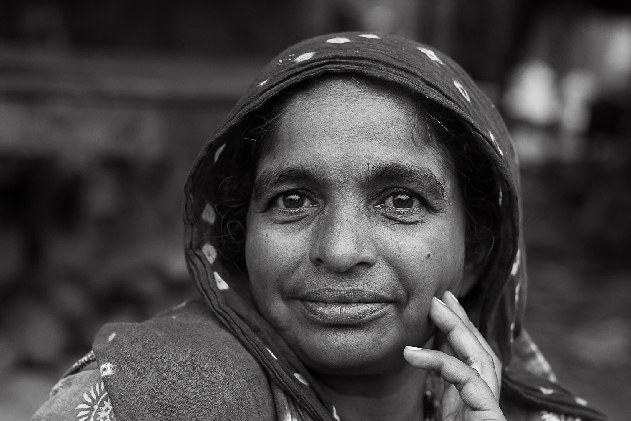 Beauty from Rural India by Indresh Gupta