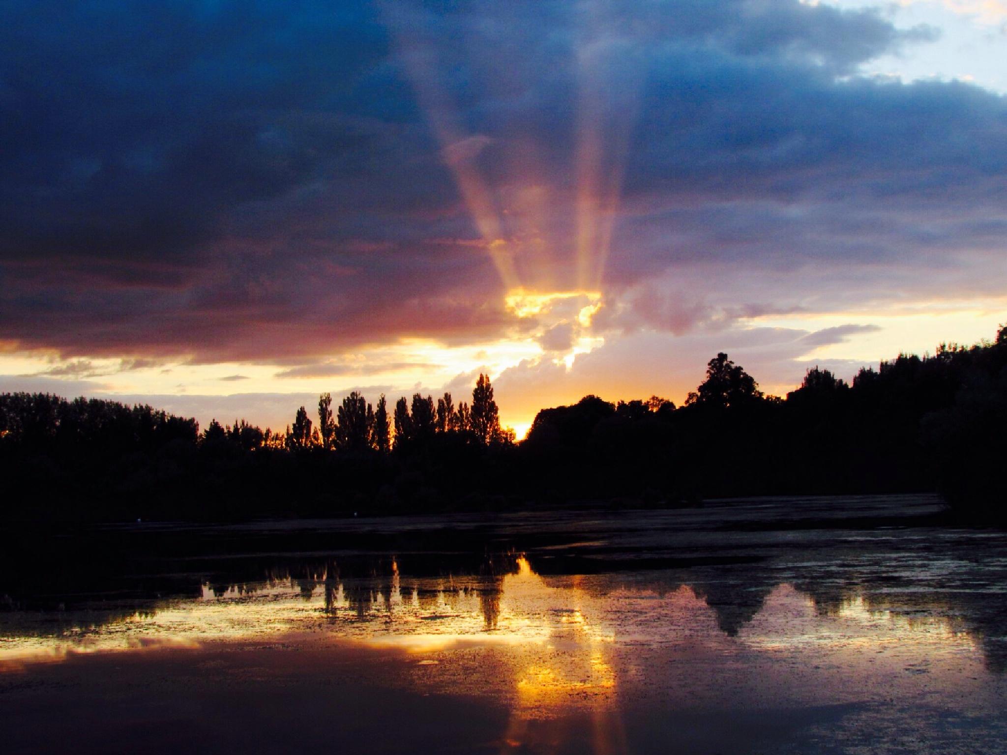 Radley Lake  by Rebecca Jane