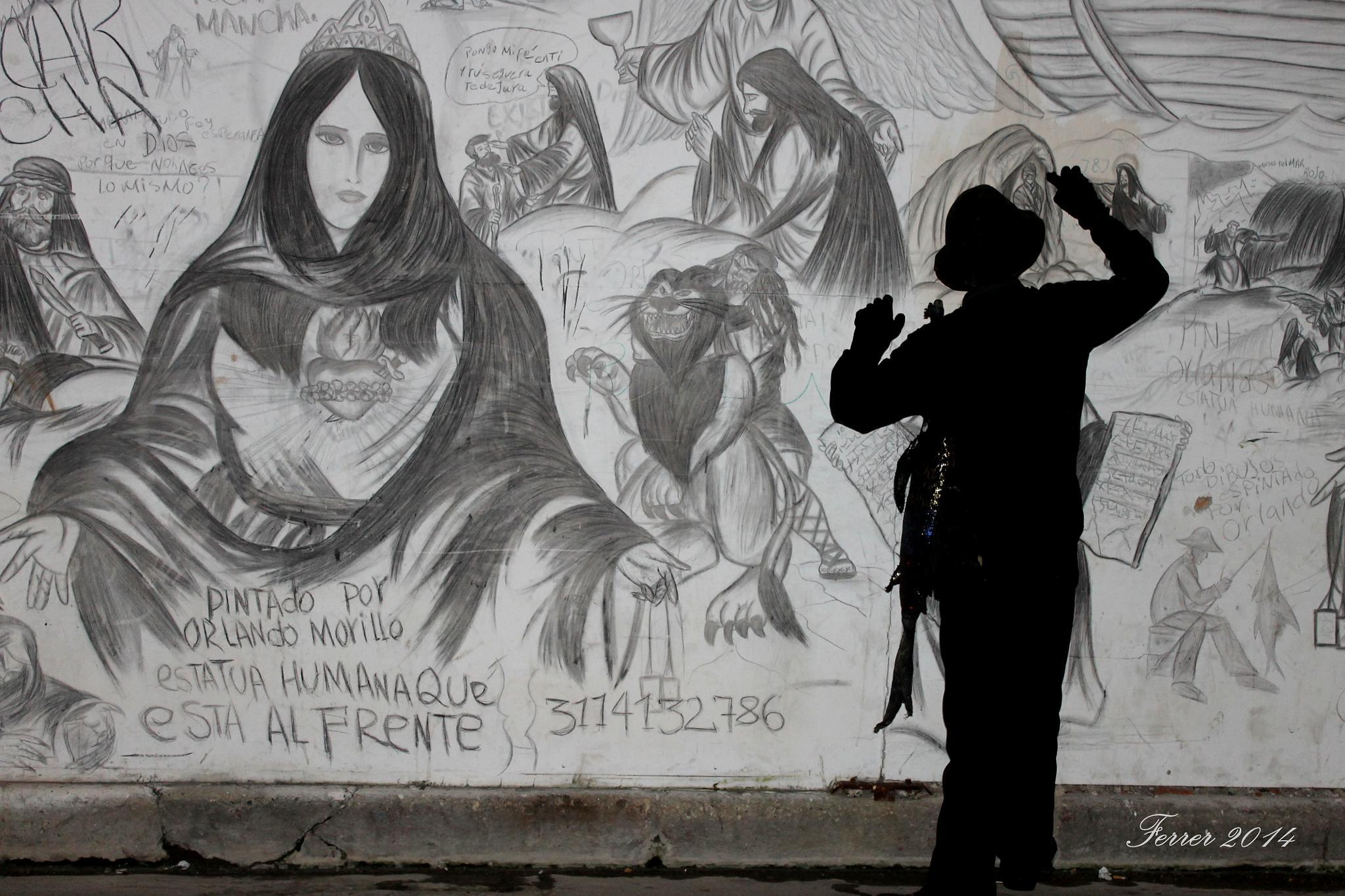 HACEDOR DE GRAFFITI by PALOMAGAR
