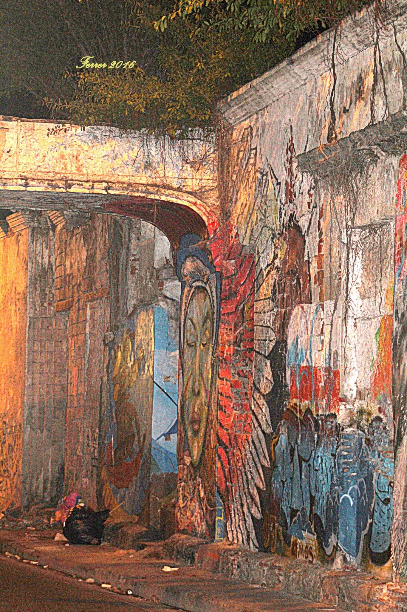 CALLE DE GRAFFITIS by PALOMAGAR