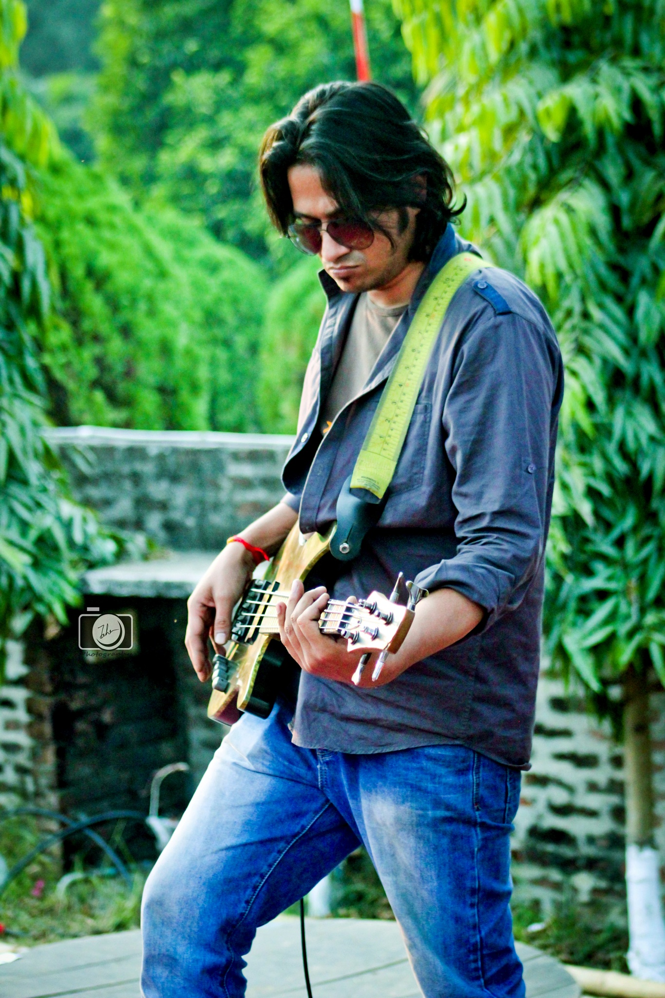 Music Man 10 by Toha_Rahman