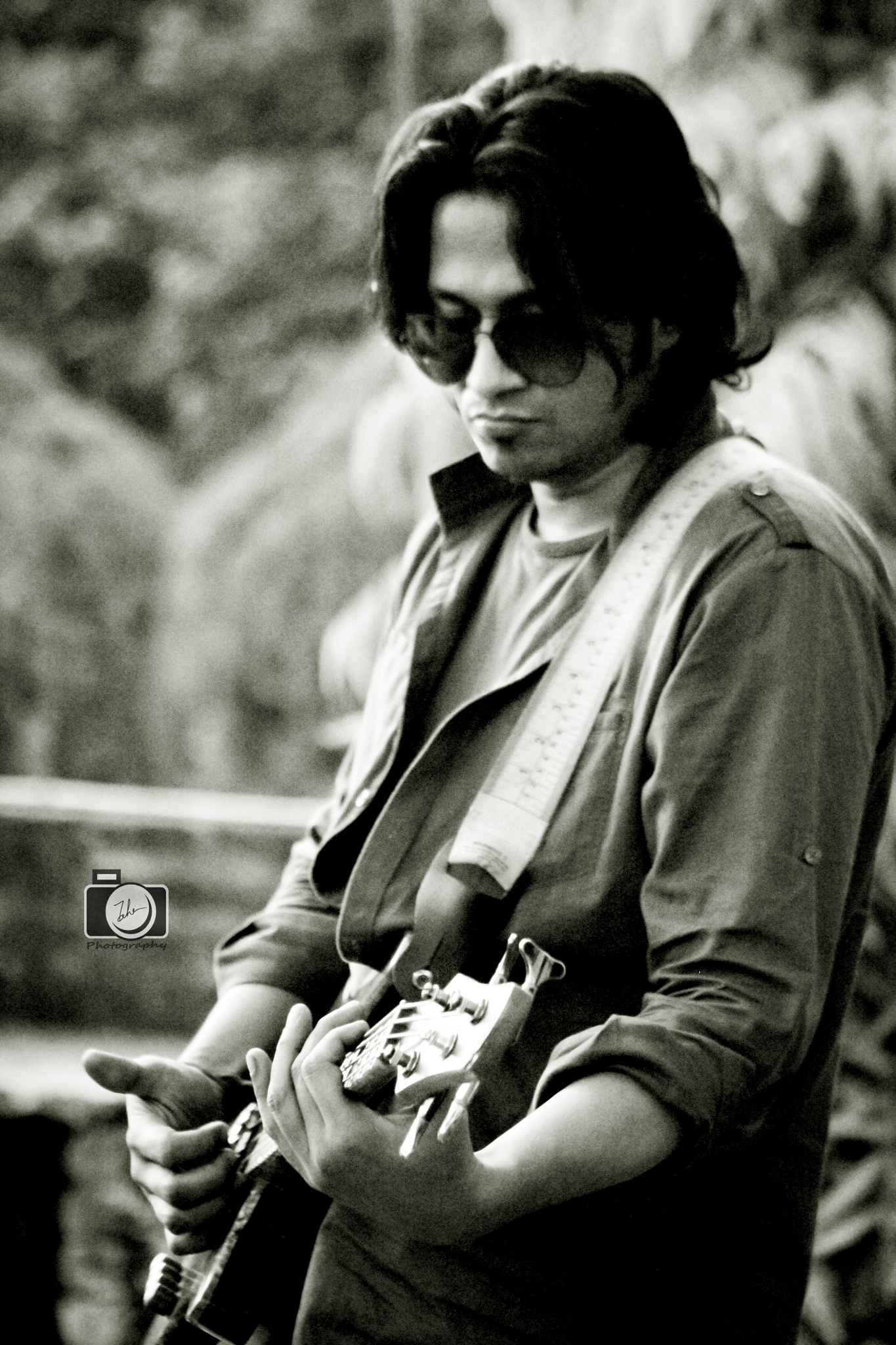 Music Man 11 by Toha_Rahman