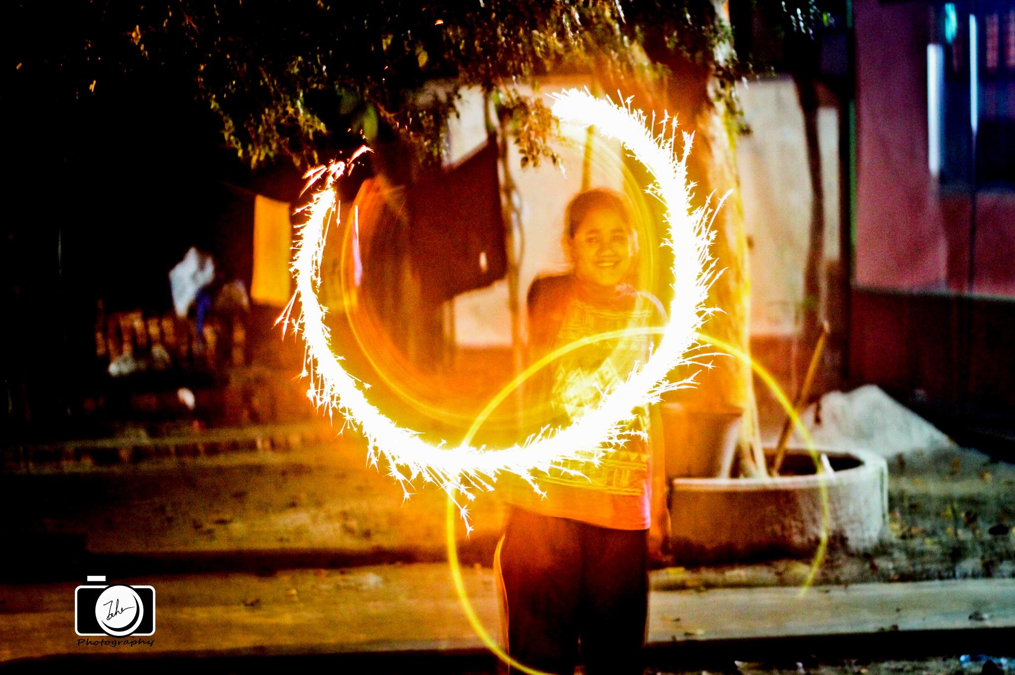 Fun with Fire works by Toha_Rahman