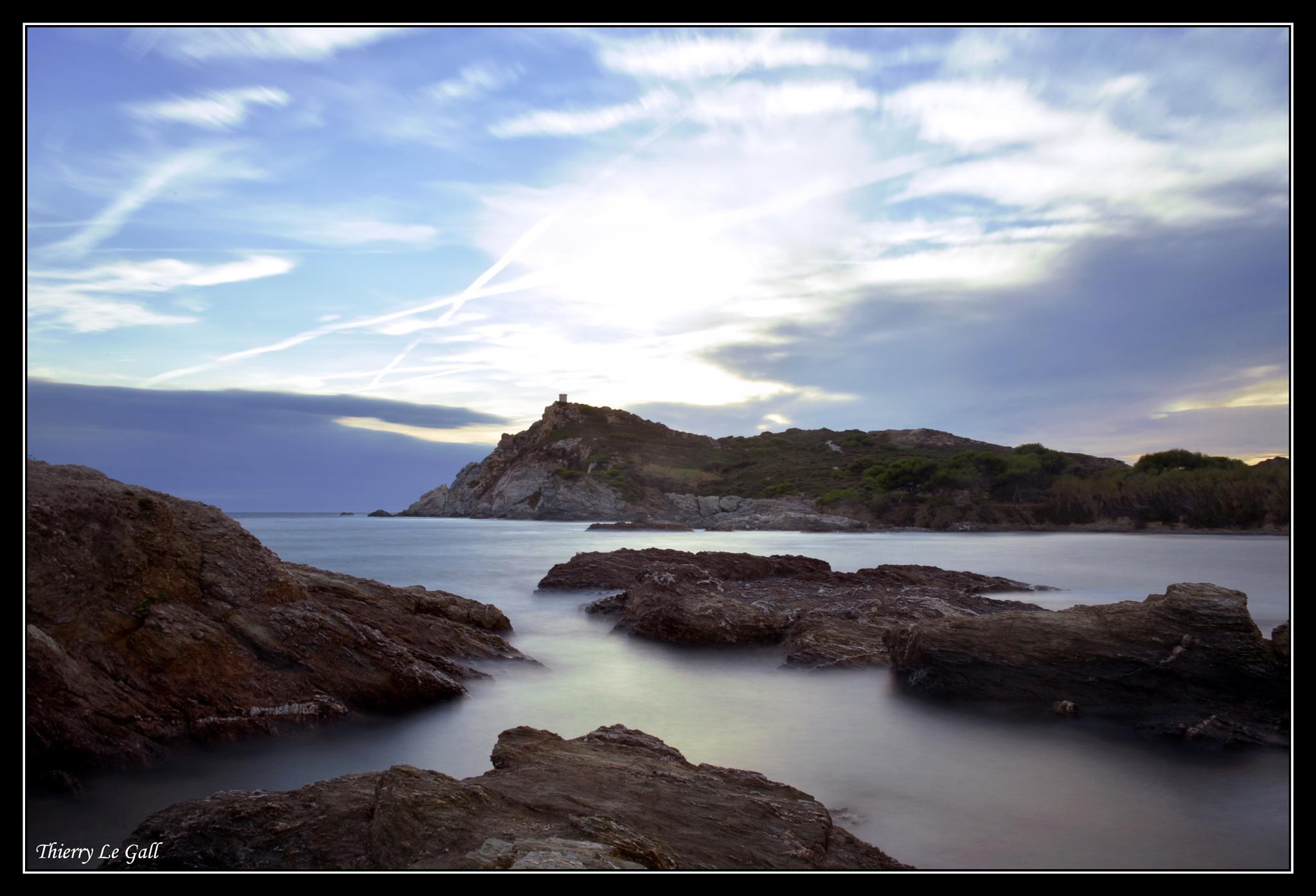 L'île des Embiez  by Thierry Le Gall