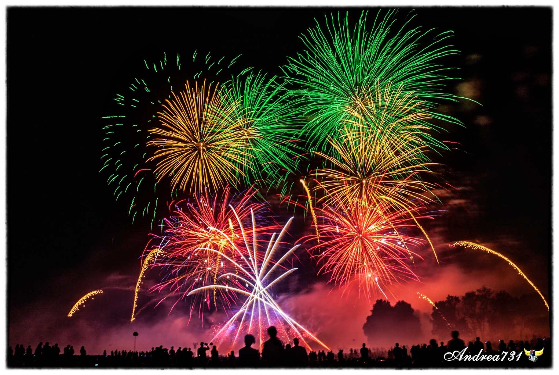 Fireworks by Andrea731