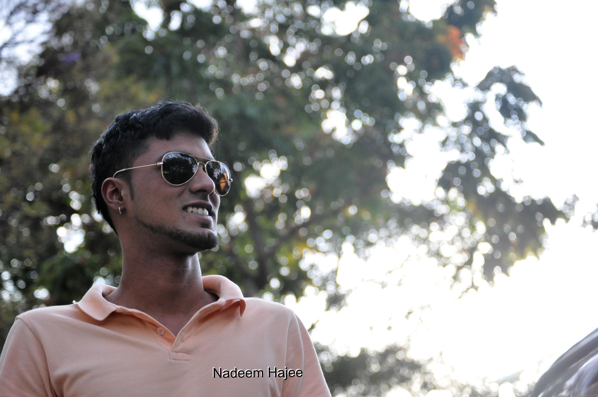 Enjoying The Moment by Nadeem Hajee