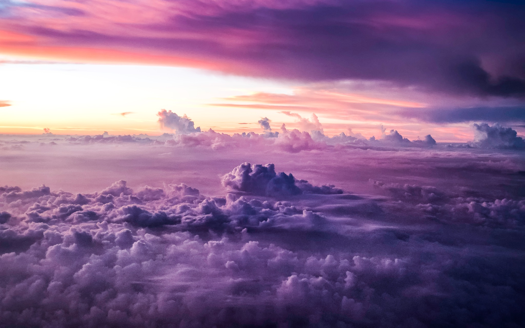 Above the clouds by FerdinandMul