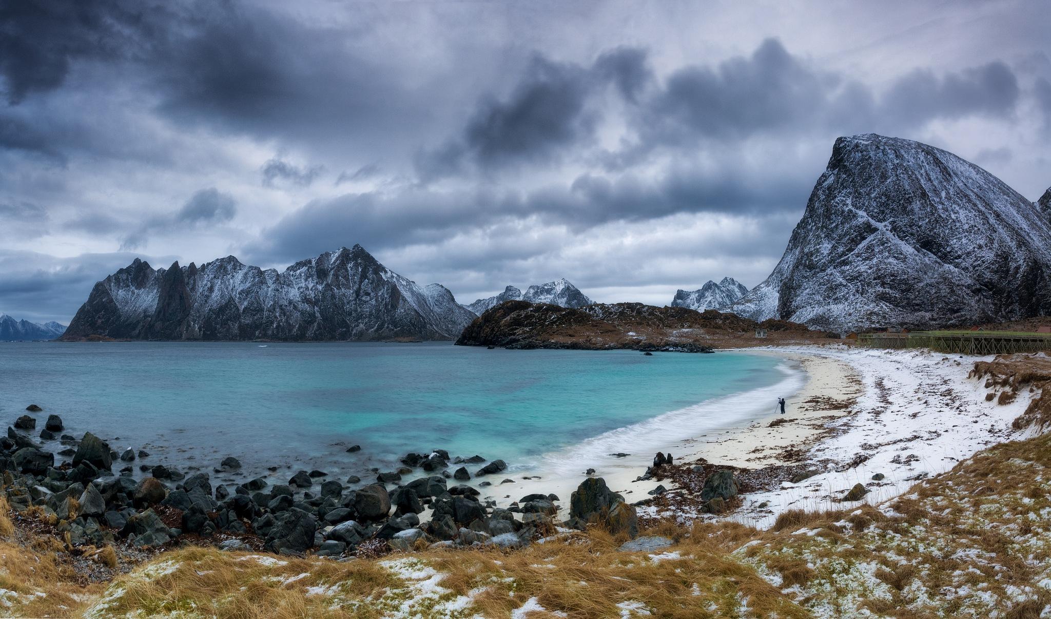 My Arctic Playground by Rickard A. Eriksson