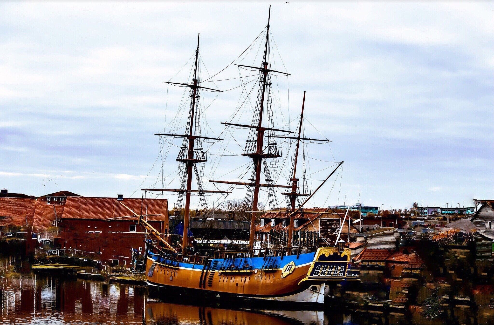 Tall Ships by Terry Reynolds