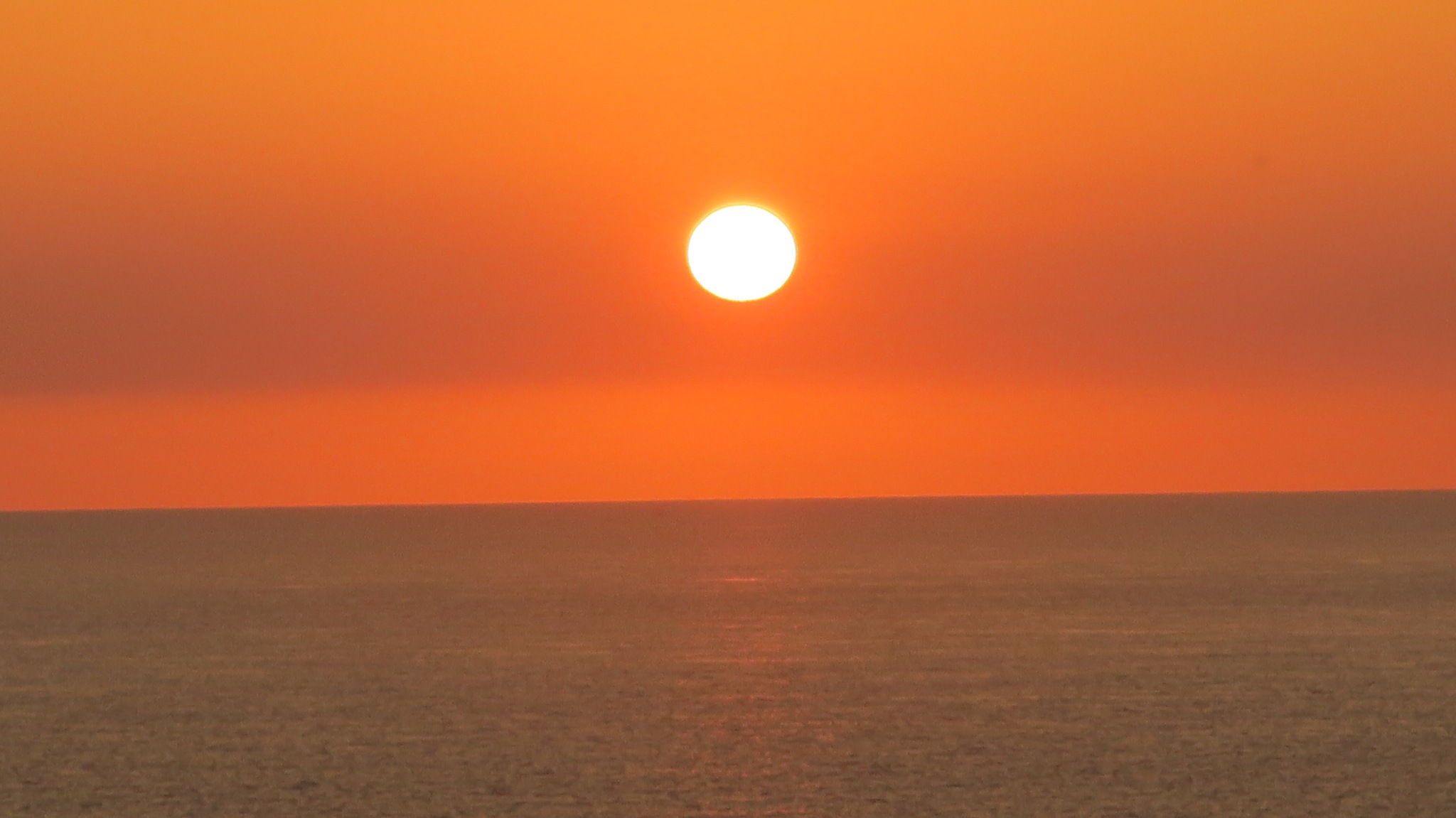 full Sunset by Terry Reynolds