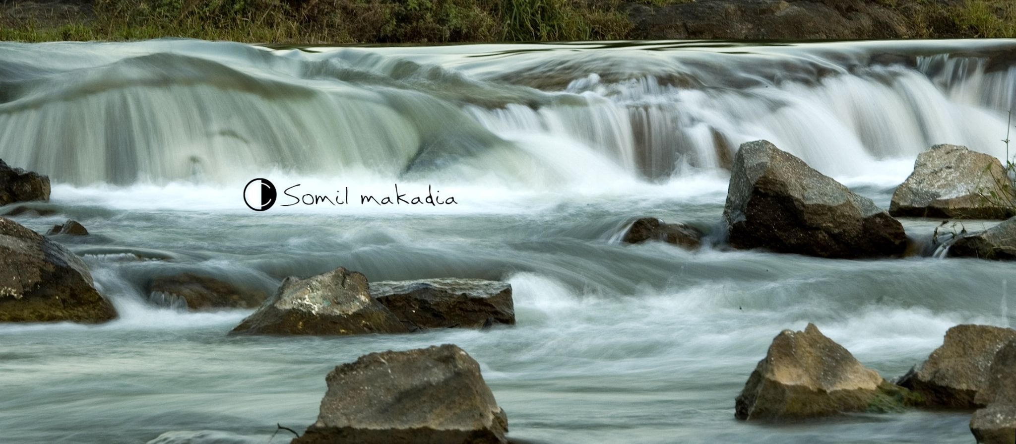 slaw fall water by somil k. makadia