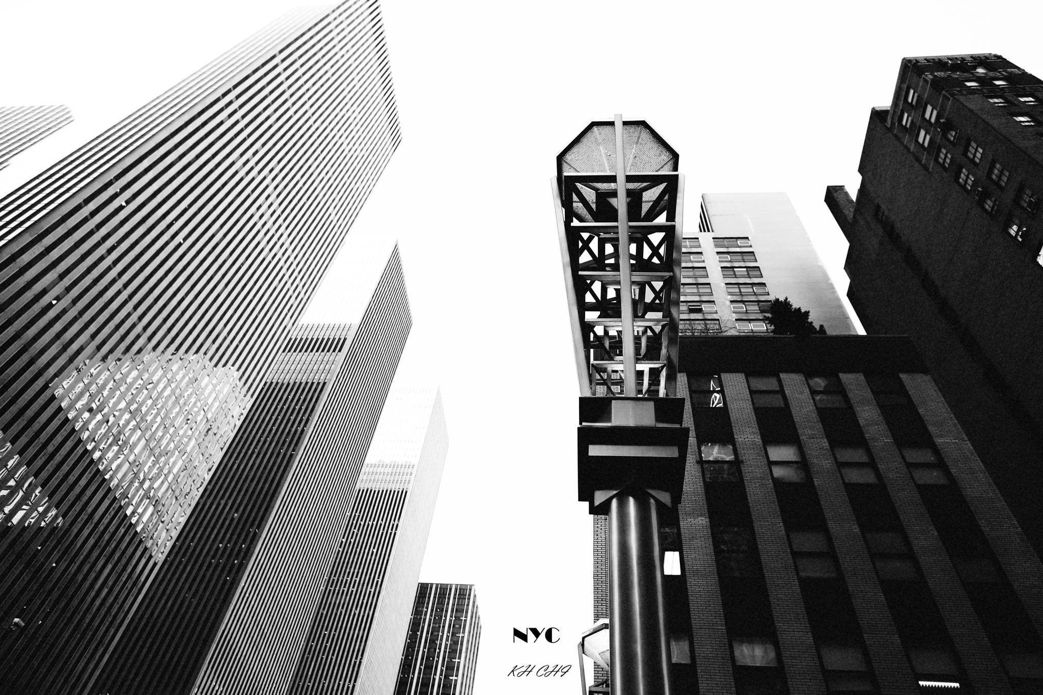 High Rise Buildings by visbimmer79