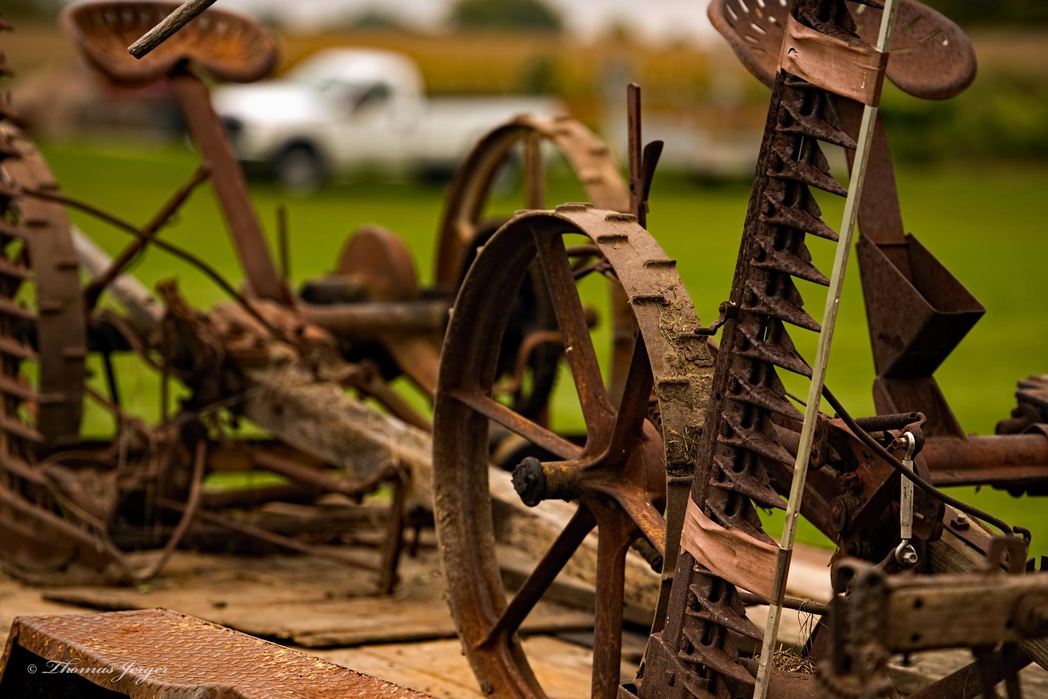 Farm Equipment 0924 by ThomasJerger