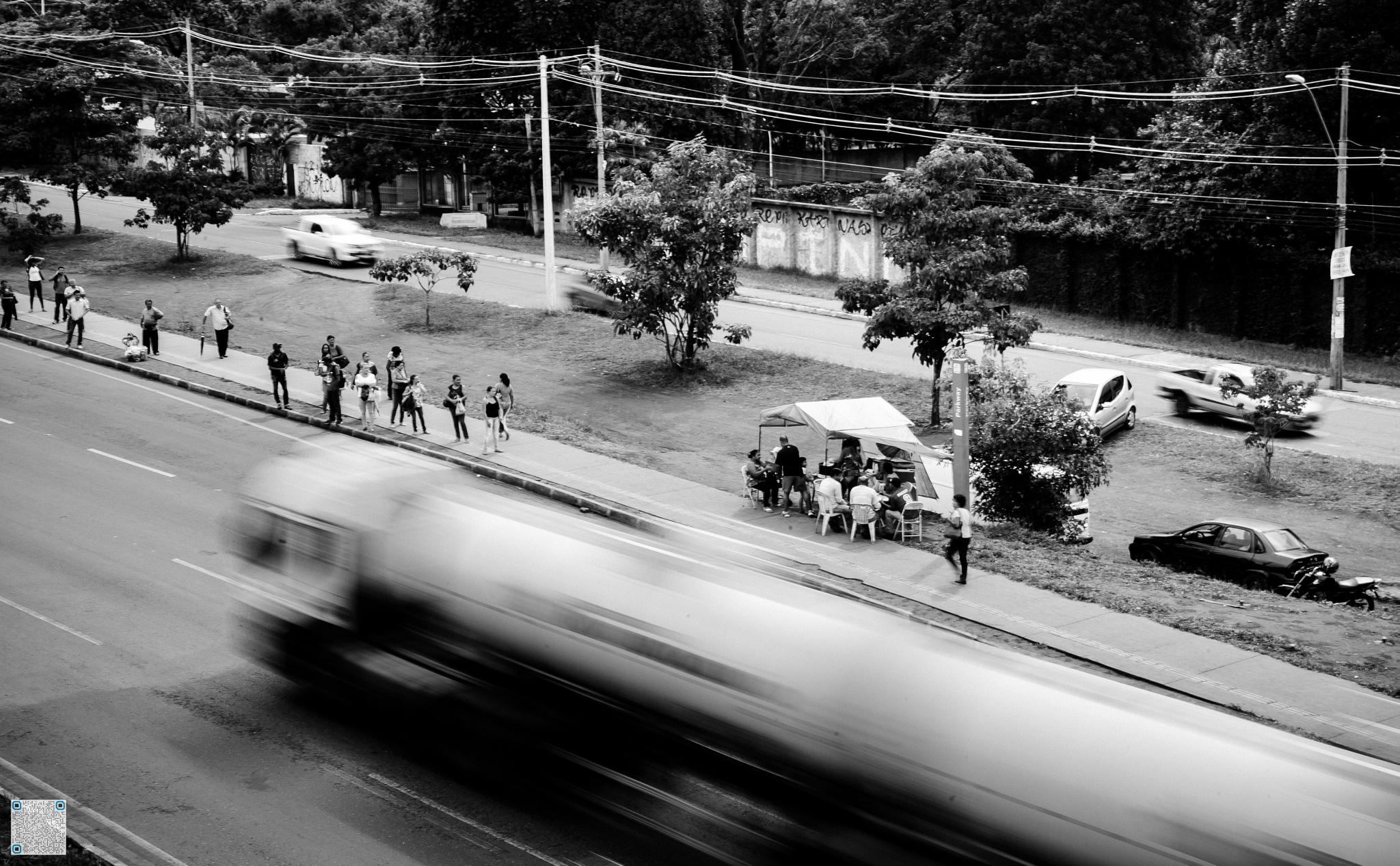 Brasília 187 by Francisco Willian Saldanha
