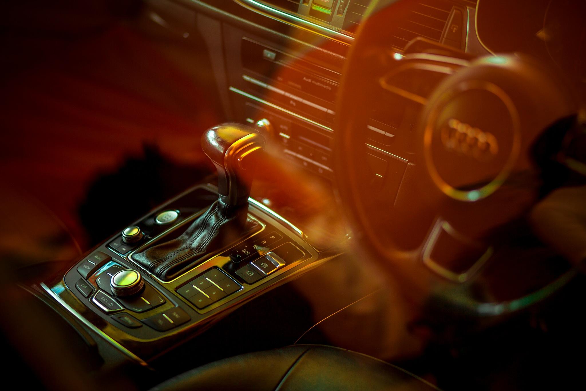 The Wedding Car by Kevin Benny