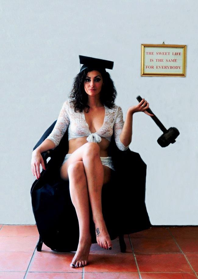 I am thelaw by Dano Bordighera Italy