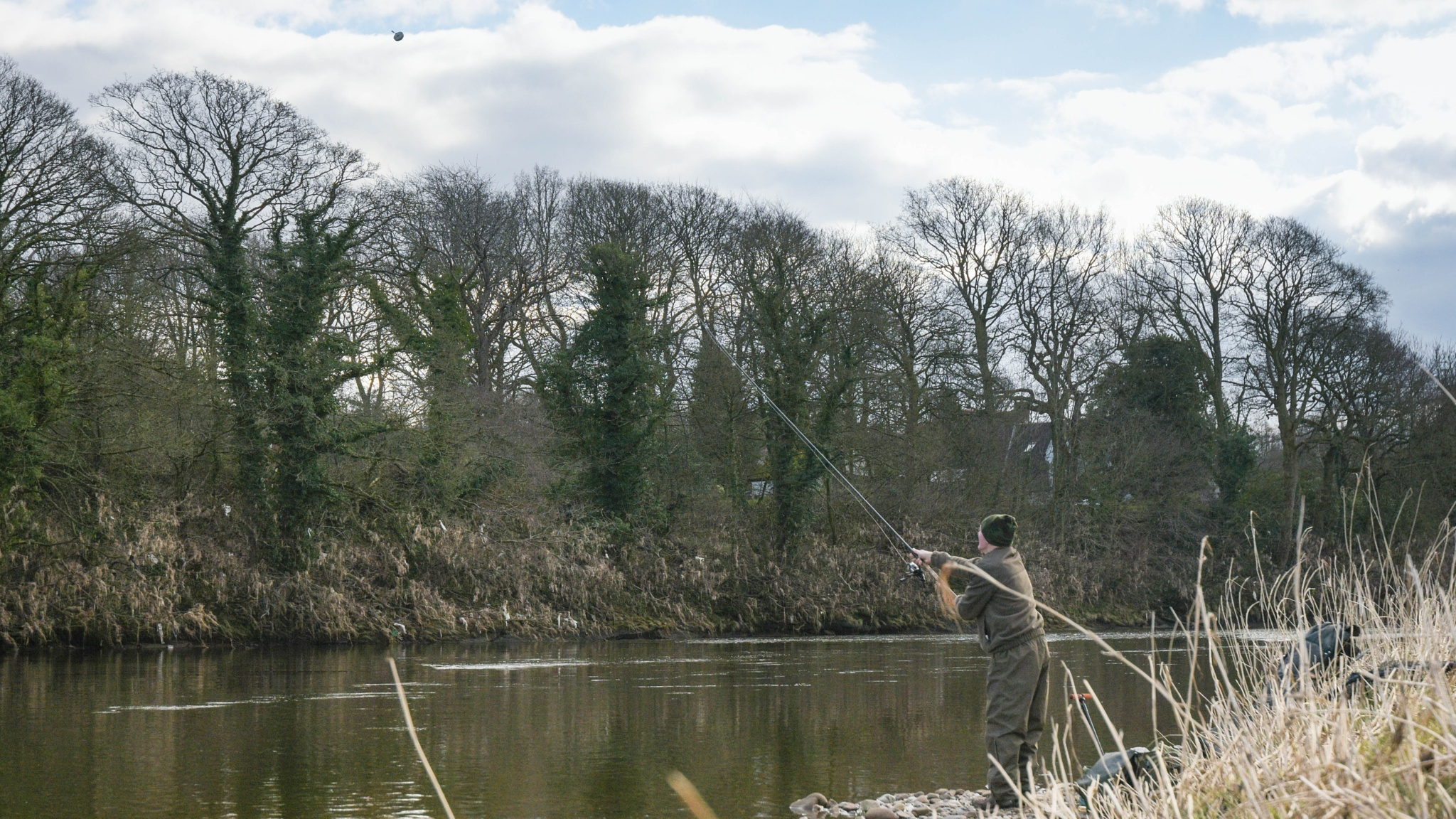 Fishing  by Steve Bradley