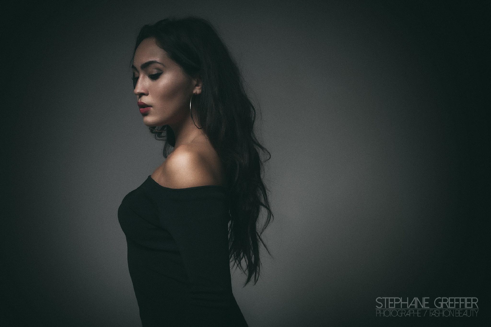 Shooting Jasmine by Stéphane GREFFIER