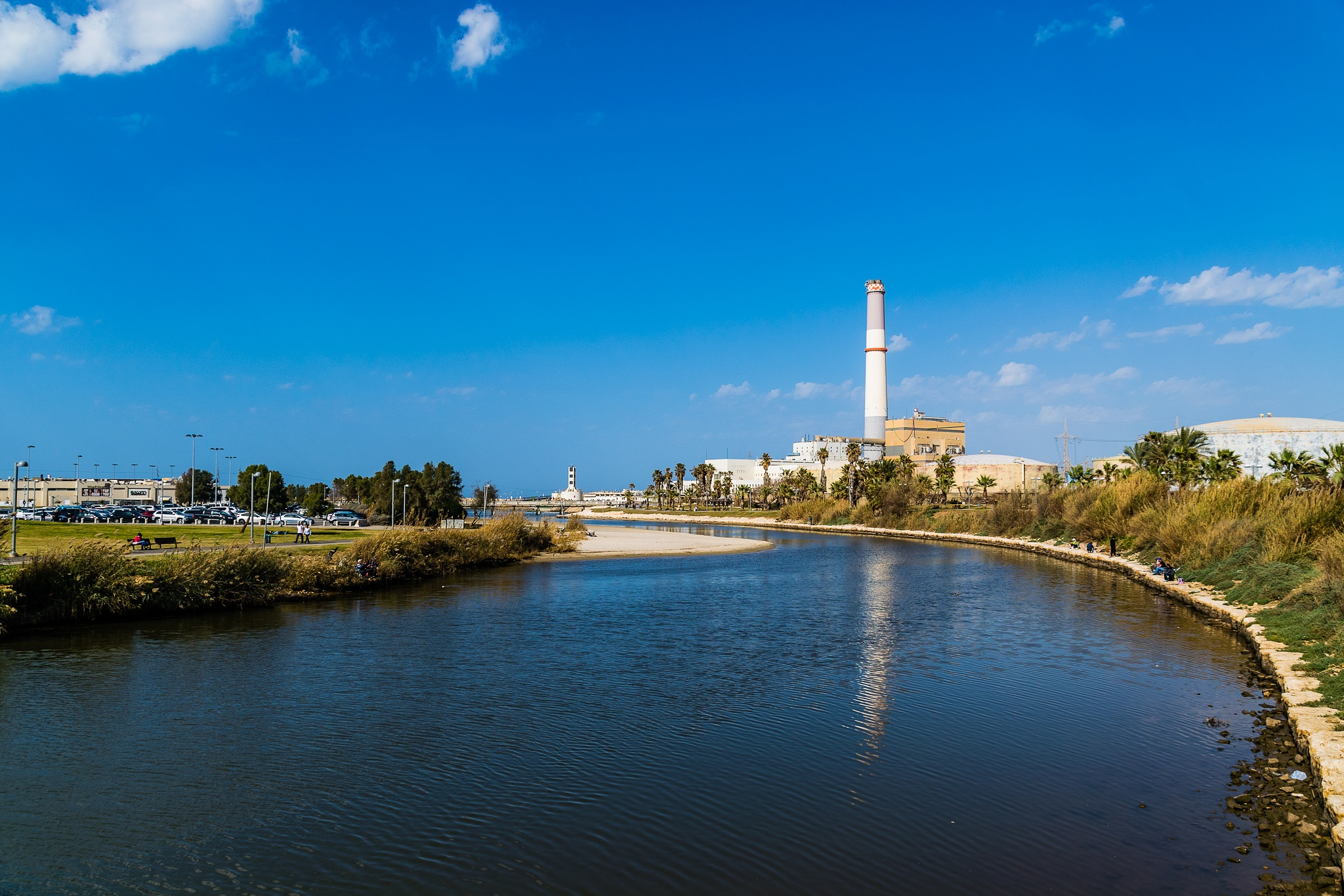 Reading power station by Ilia Lotosh