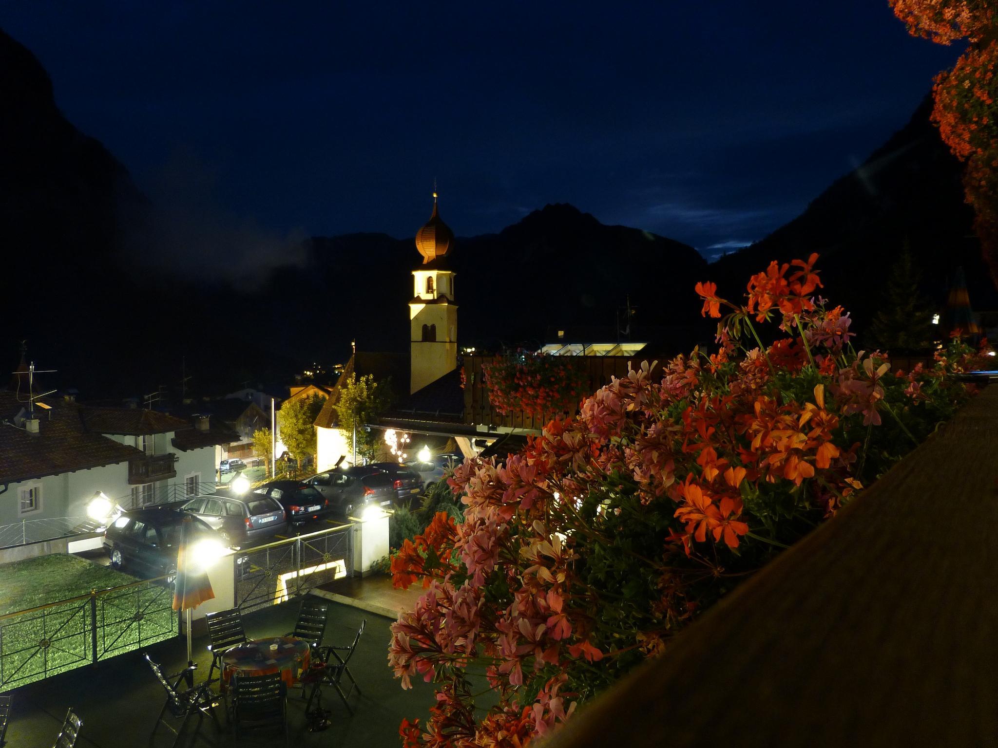 Night at Canazei by Ilia Lotosh