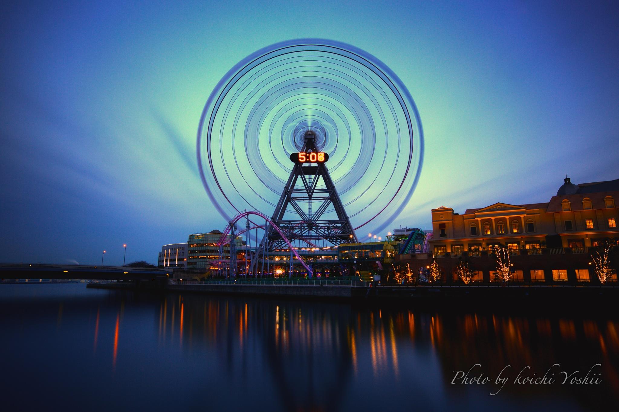 Cosmo Clock 21. by Koichi YOSHII