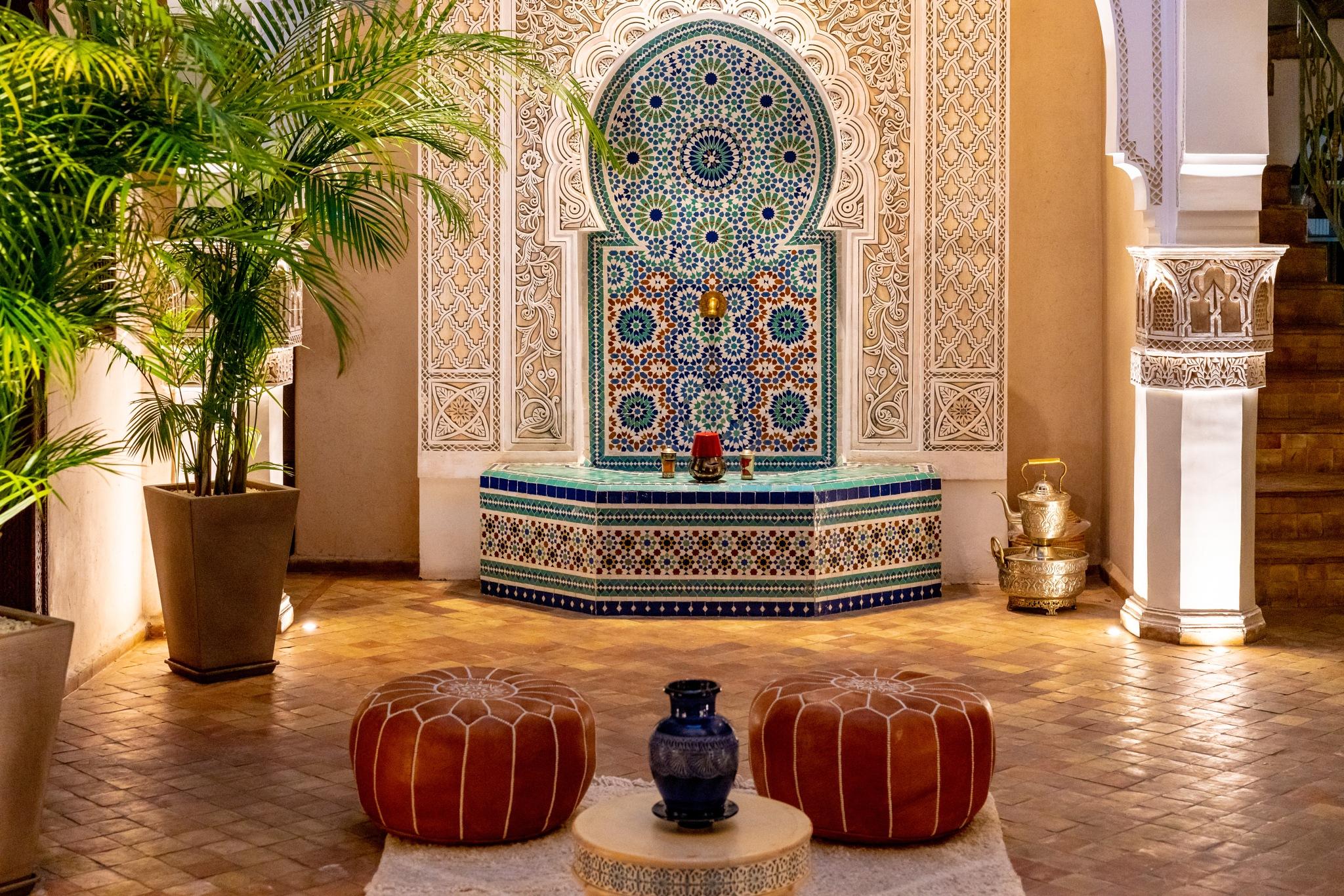 Riad Enchanté, Marrakesh by Andreas Mariotti