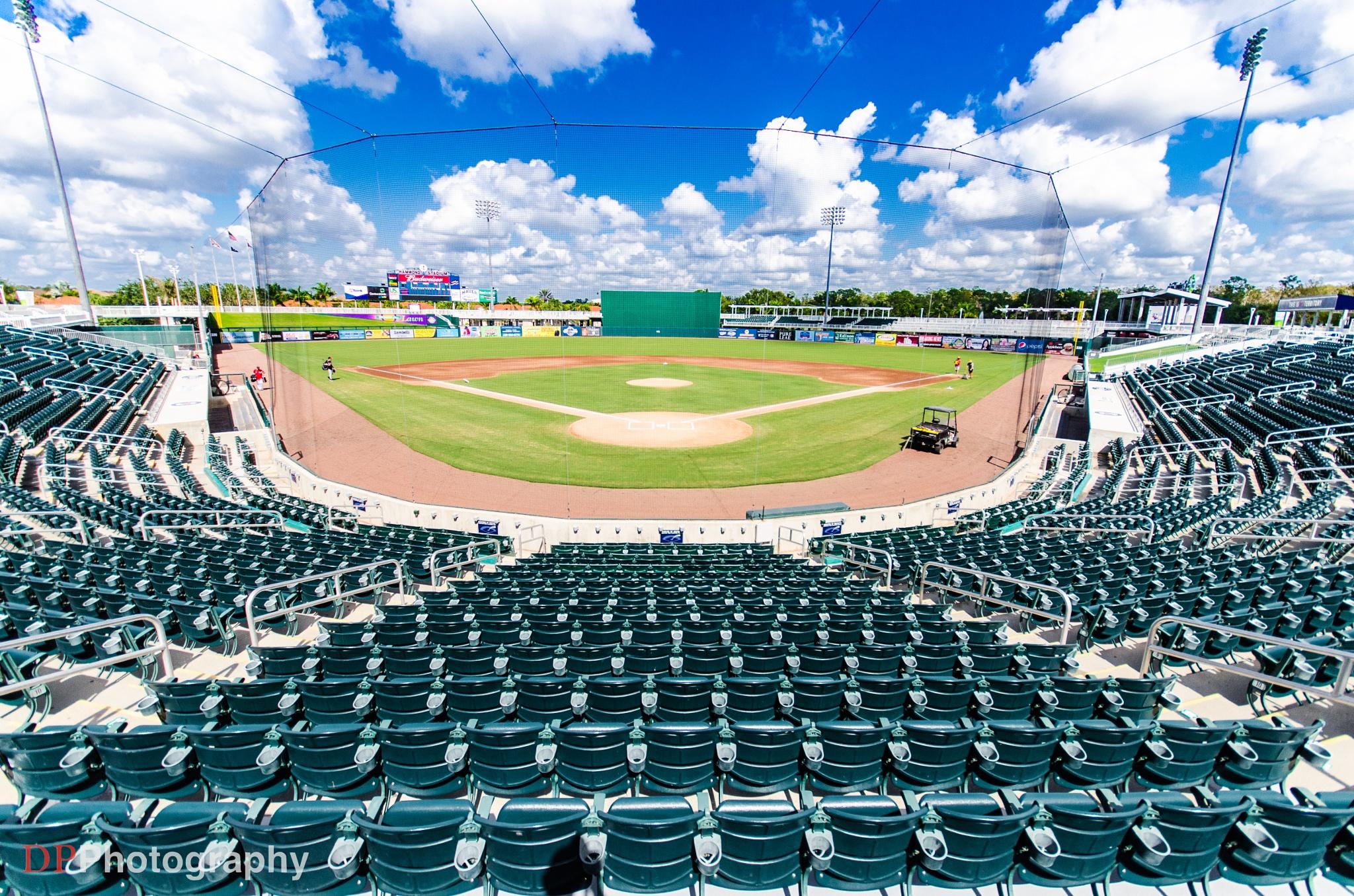 Hammond Stadium 2 by Derek Pogue