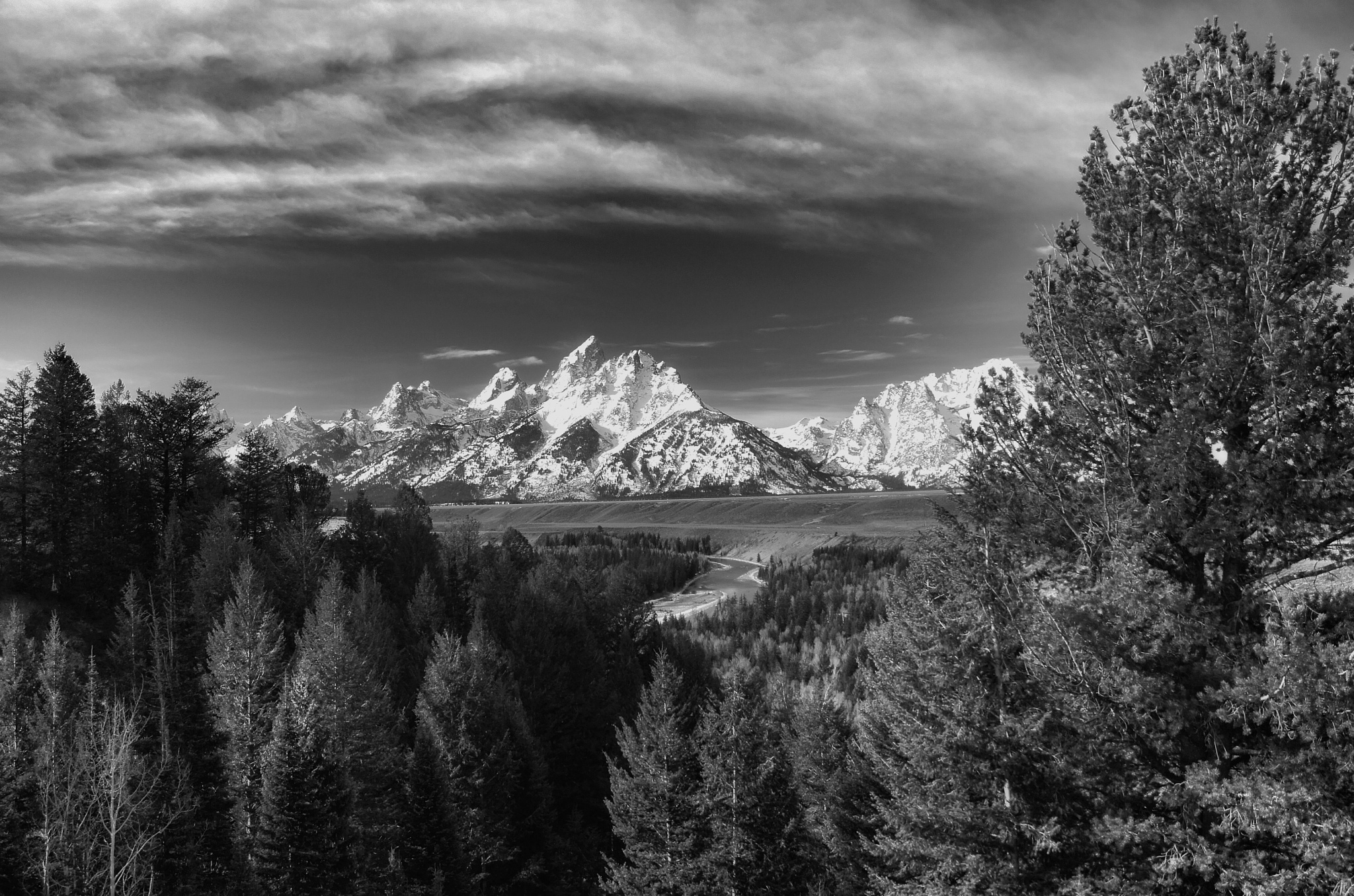 The Tetons (landscape) by Bary_B