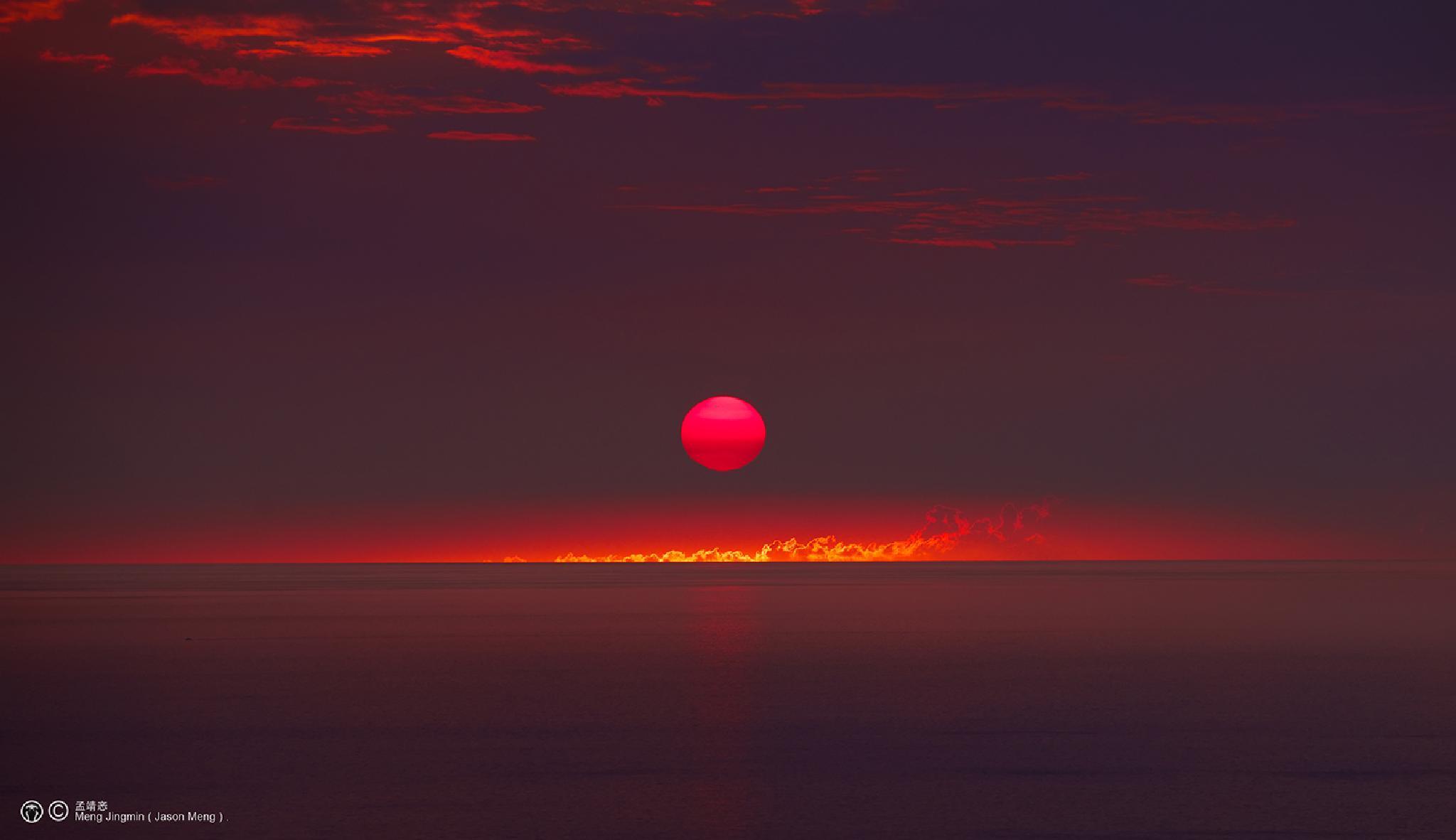 Hawaii sunset #6 by Jason_Meng