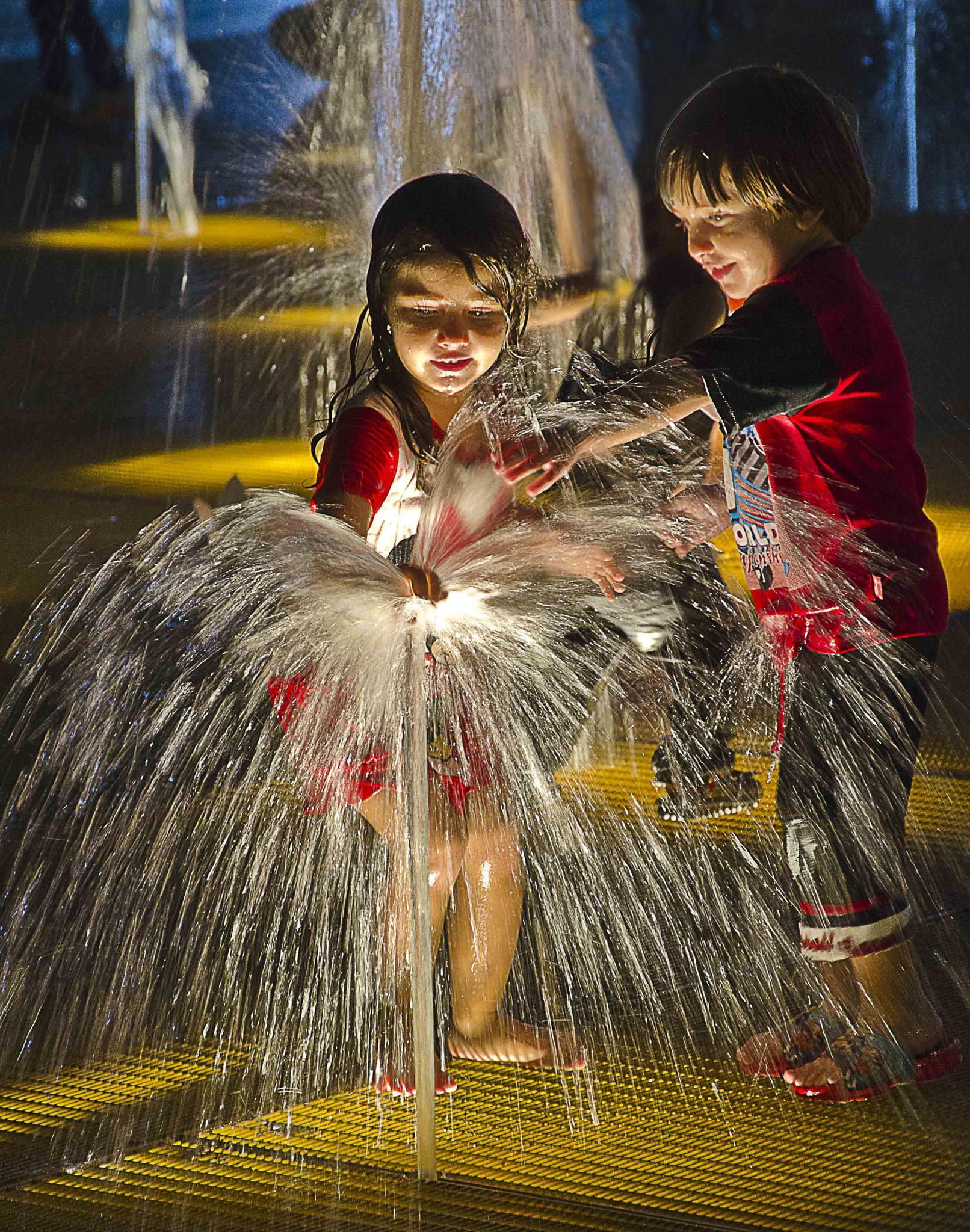 Water fun by MrBpix